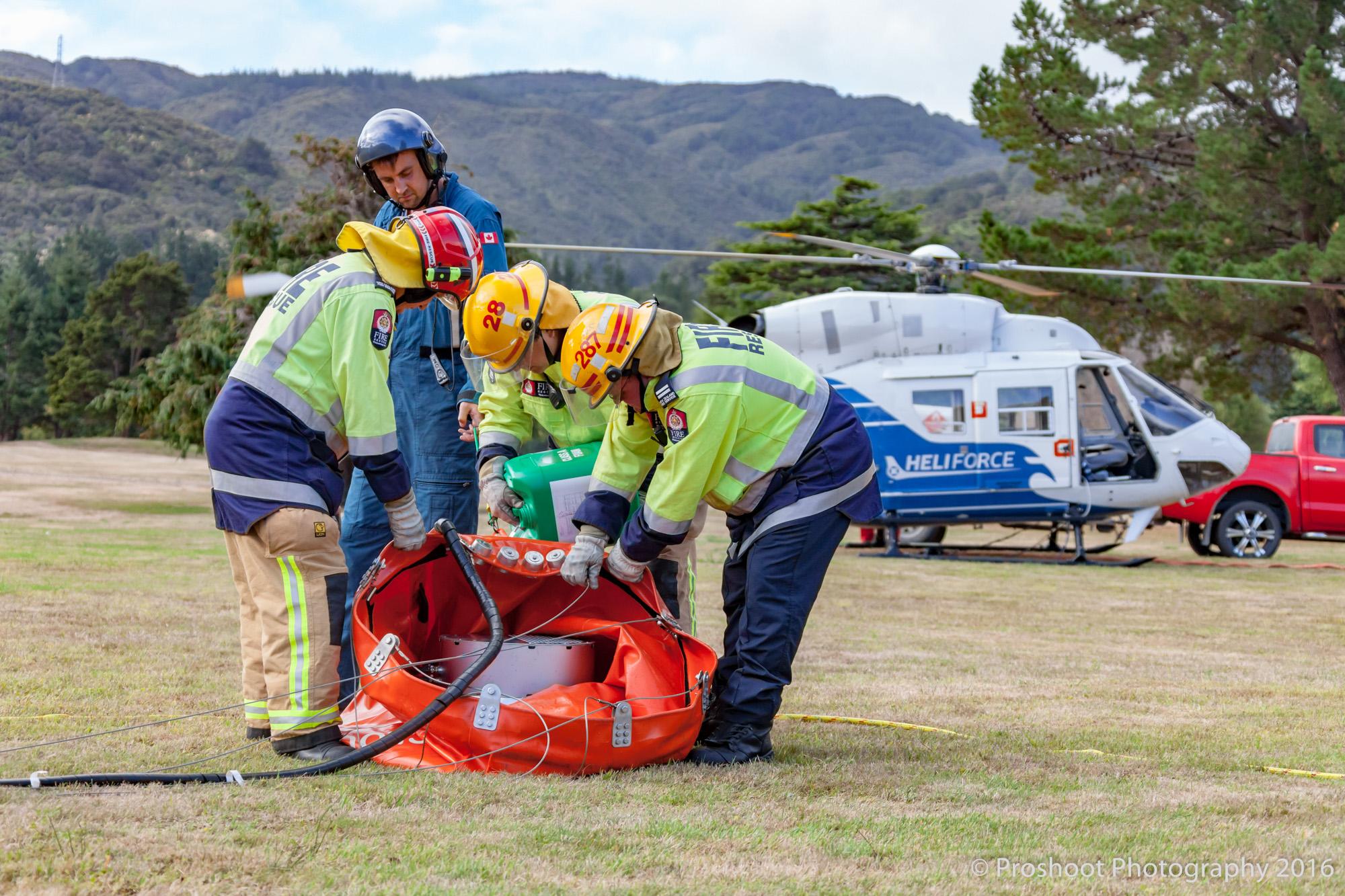 Te Marua Rural Fire 9409