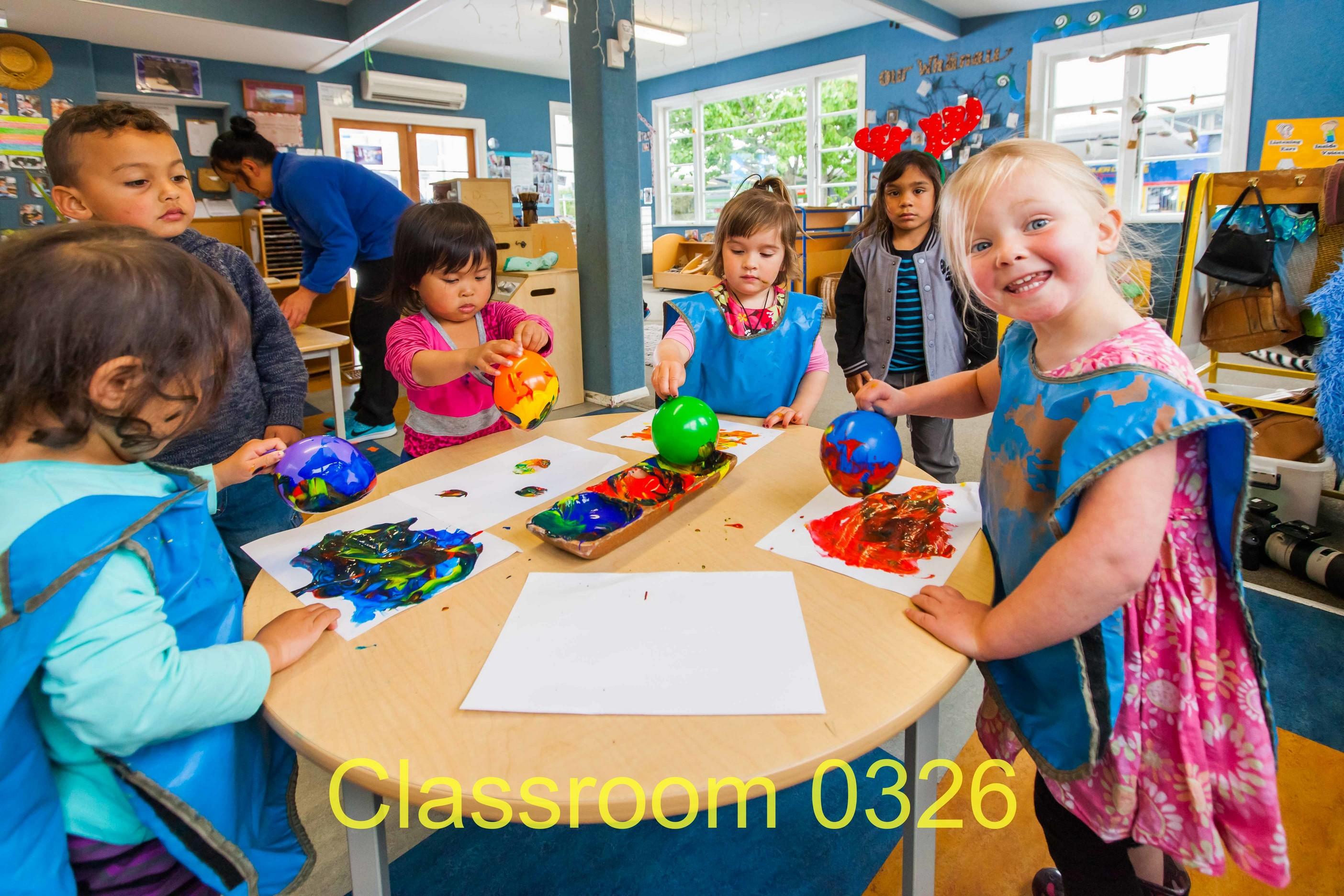 Classroom 0326