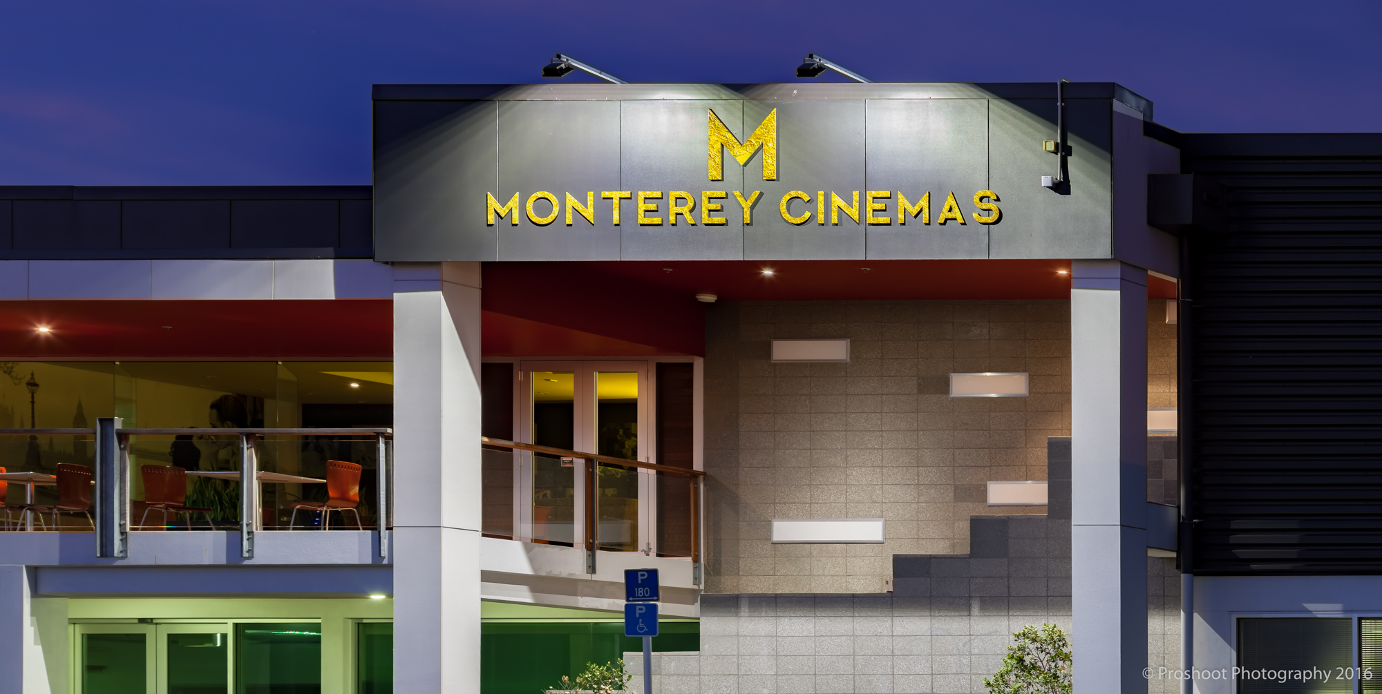 Dzine Monteray Cinema Sunrise 4182