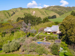 181 Settlement Road, Te Horo Aerial 0701