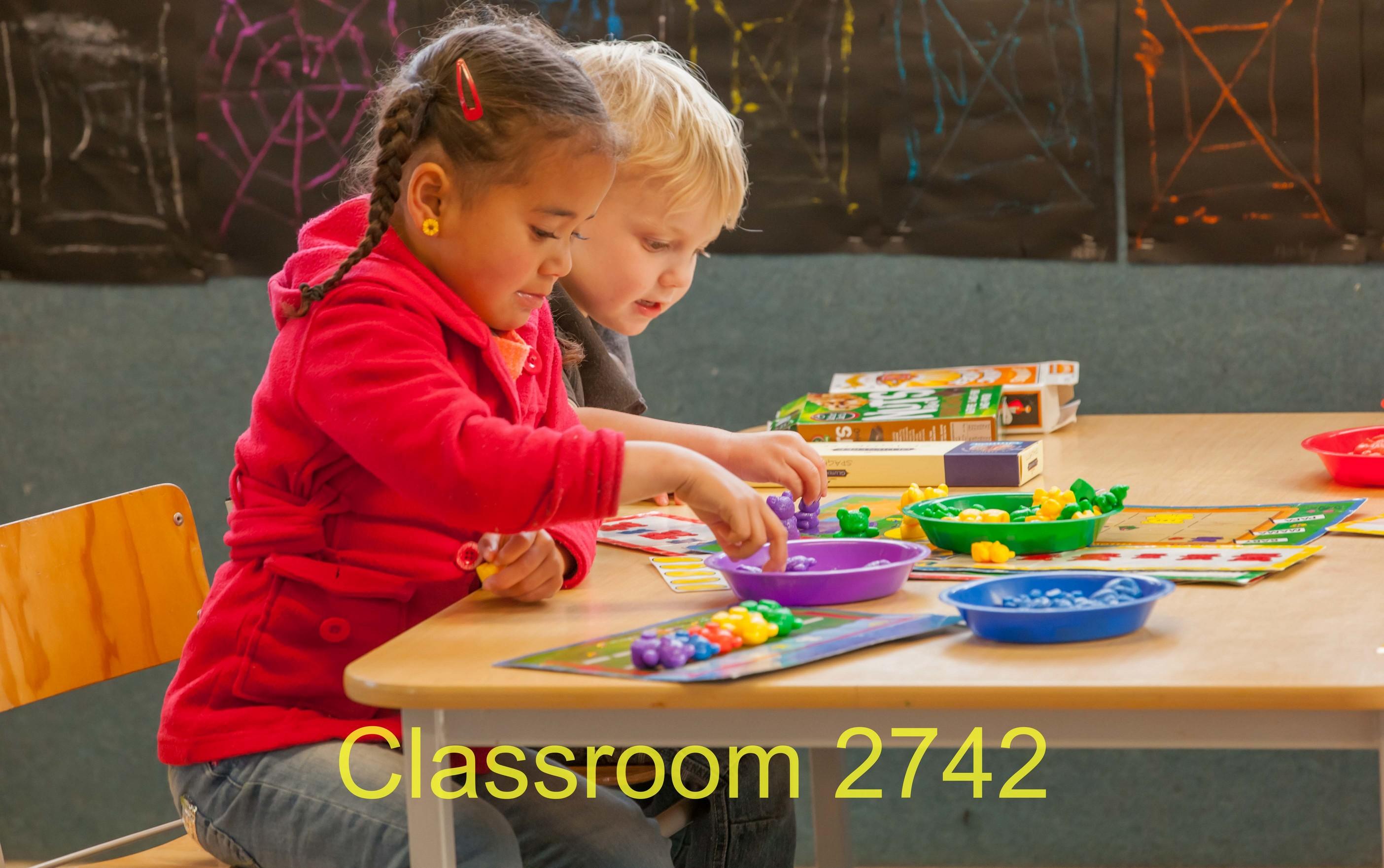 Classroom 2742