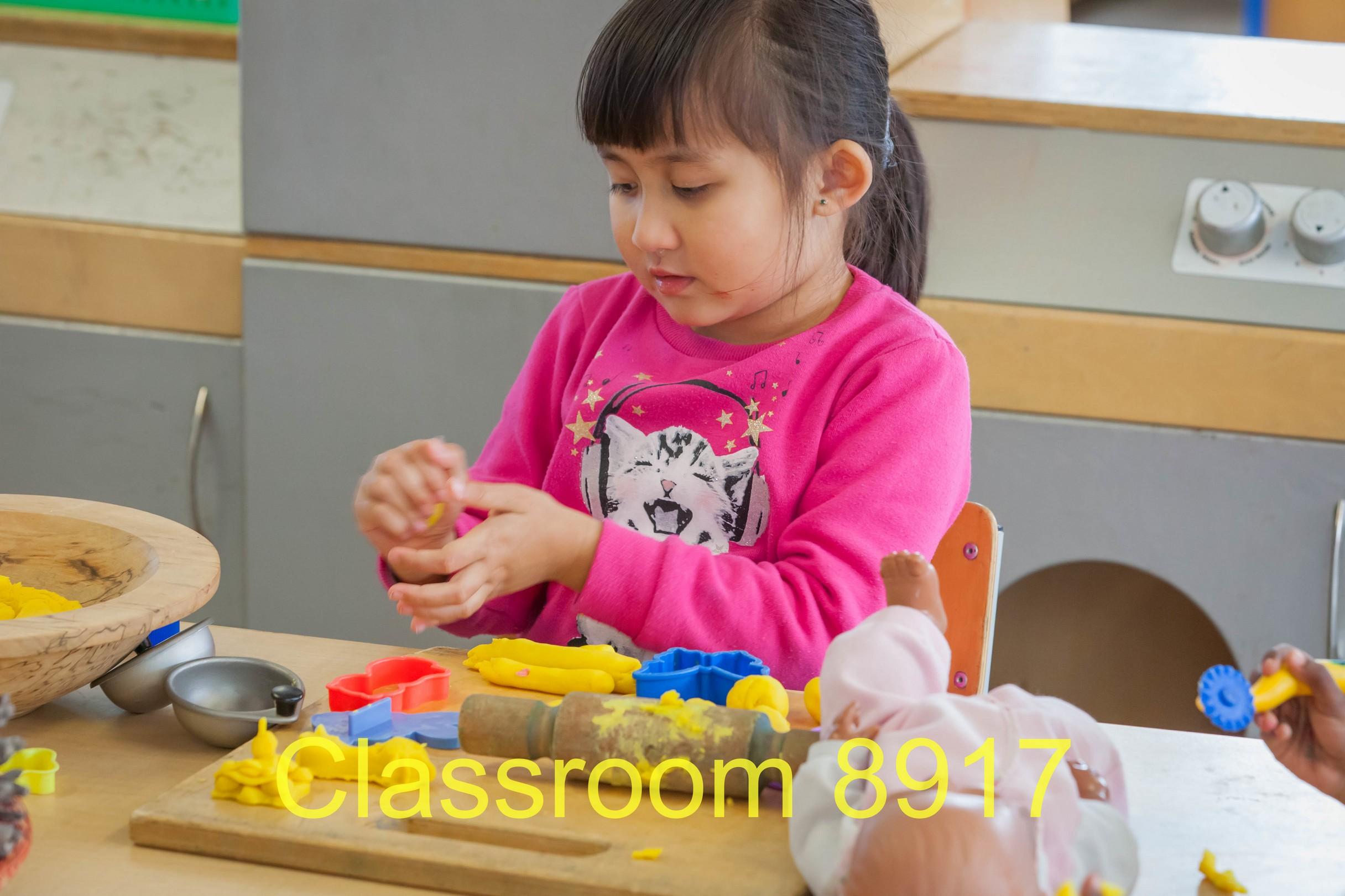 Classroom 8917