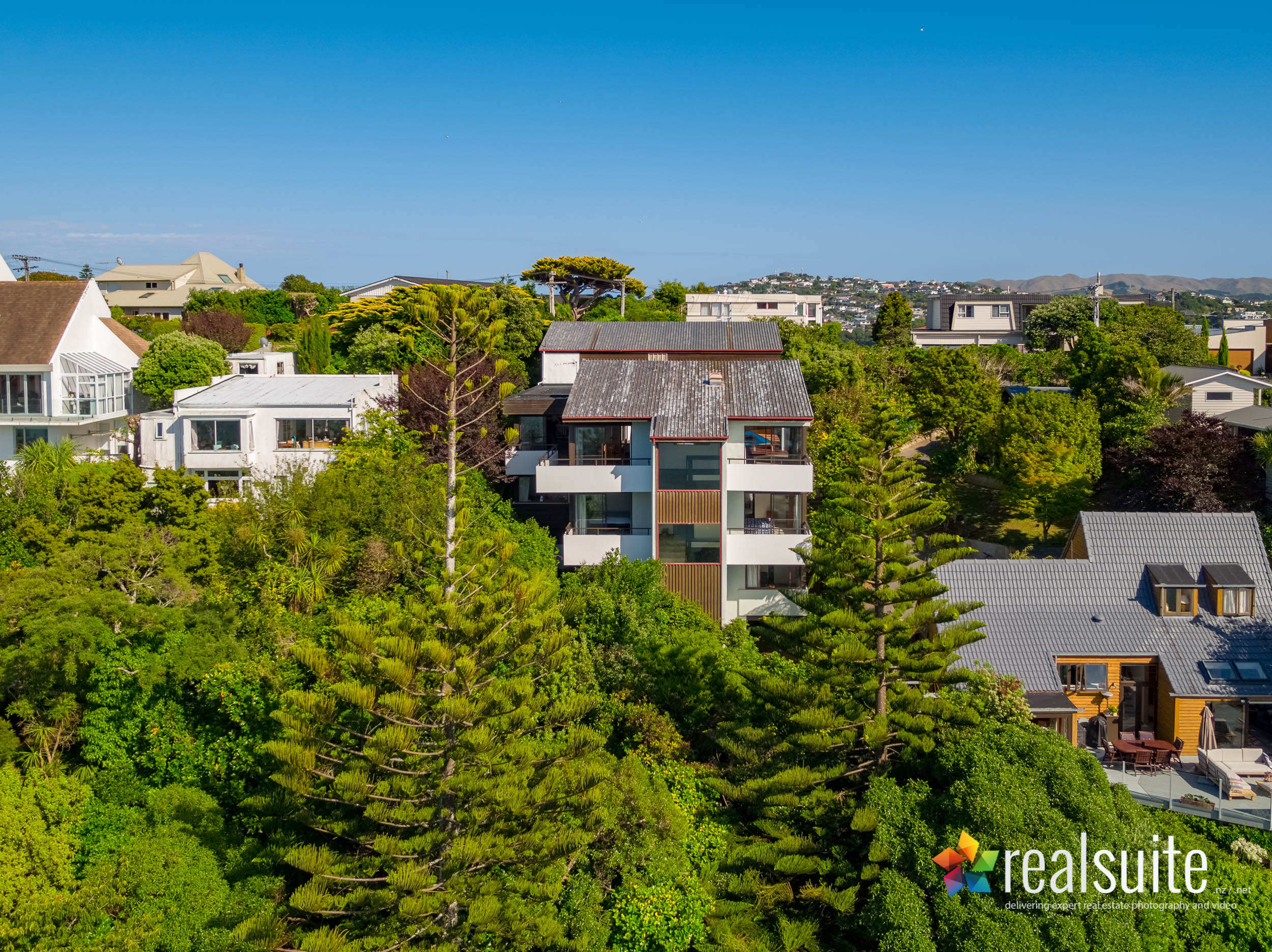 66 Seaview Road, Paremata, Aerial 0003