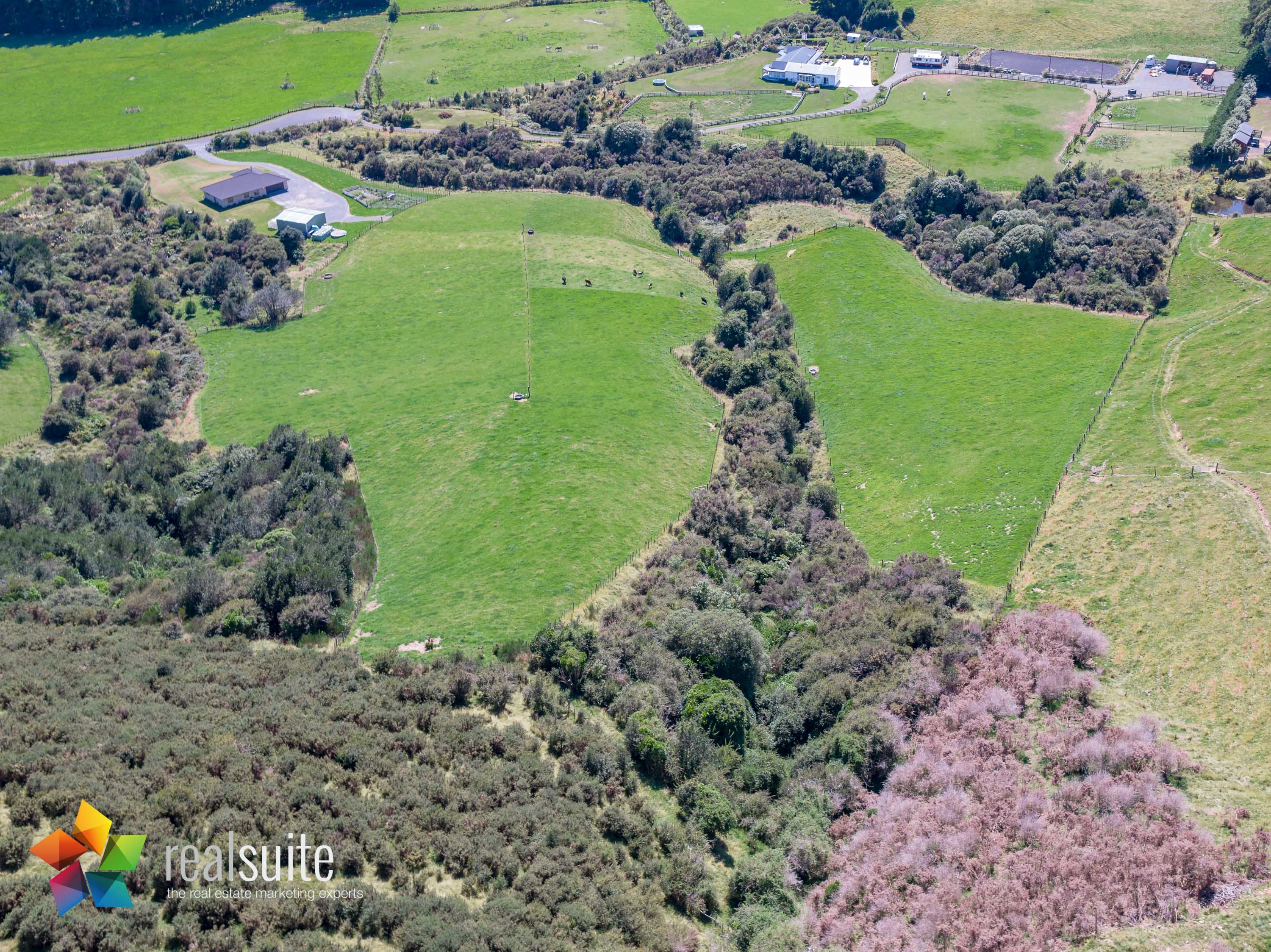 123e Johnsons Road, Whitemans Valley Aerial 0832-Boundary OFF