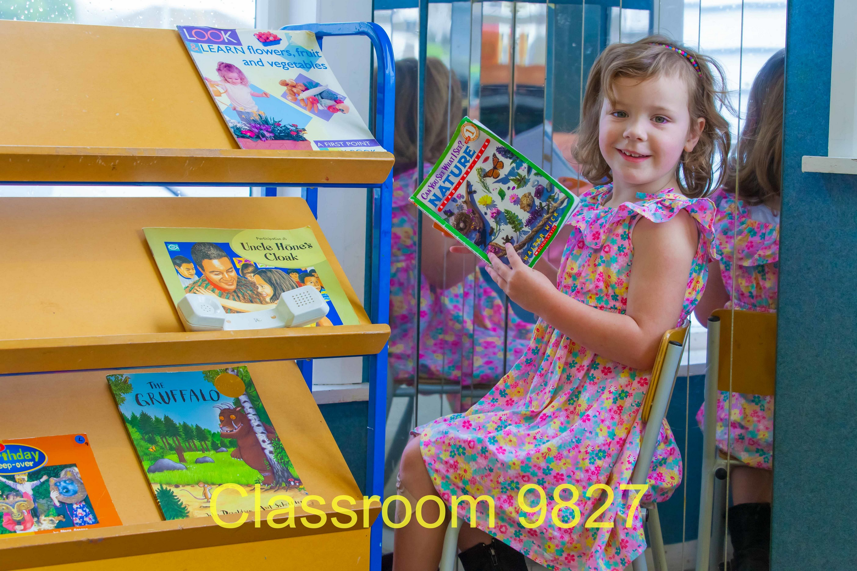 Classroom 9827