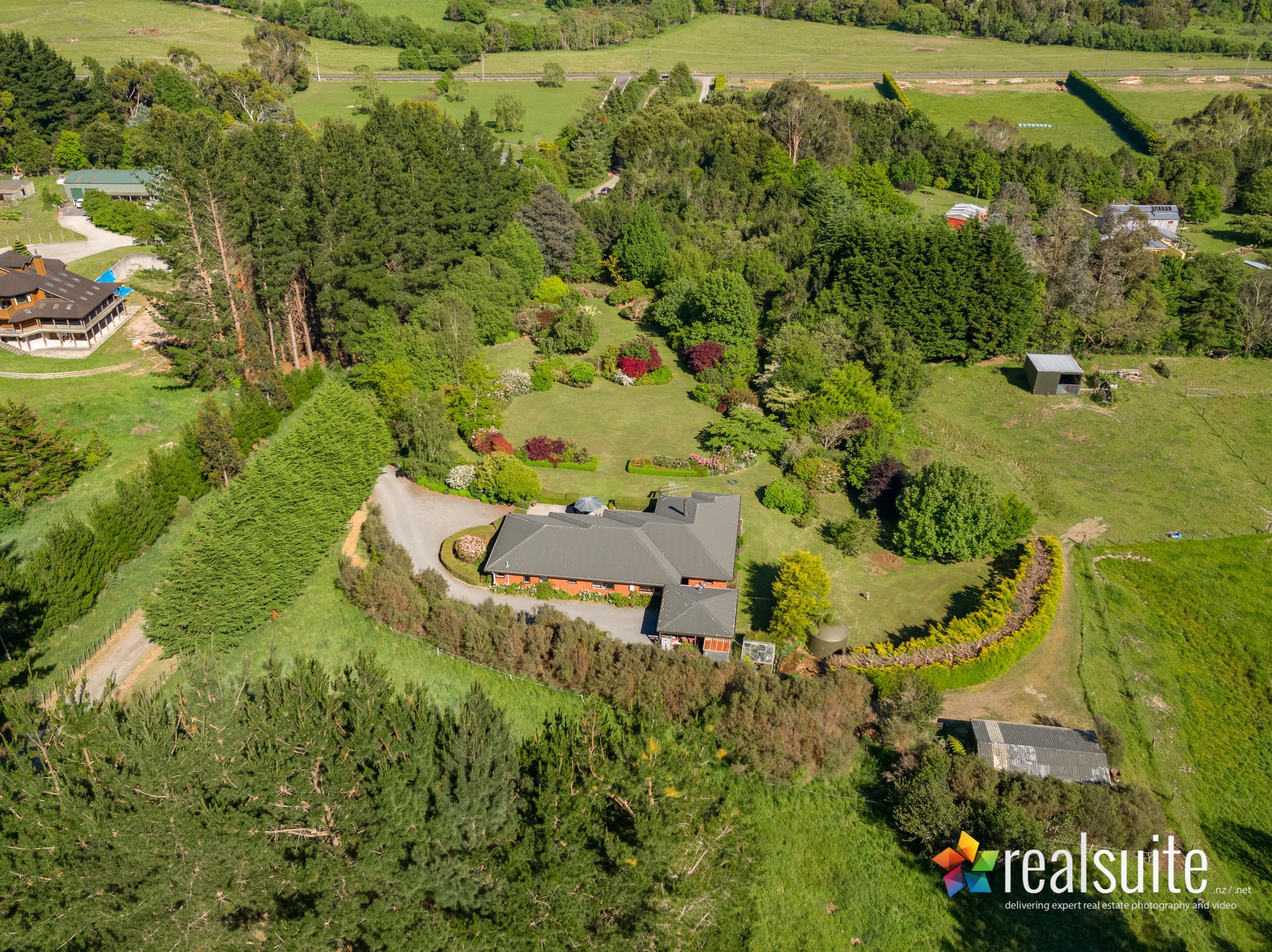 227B Whitemans Valley Road Aerial 0020