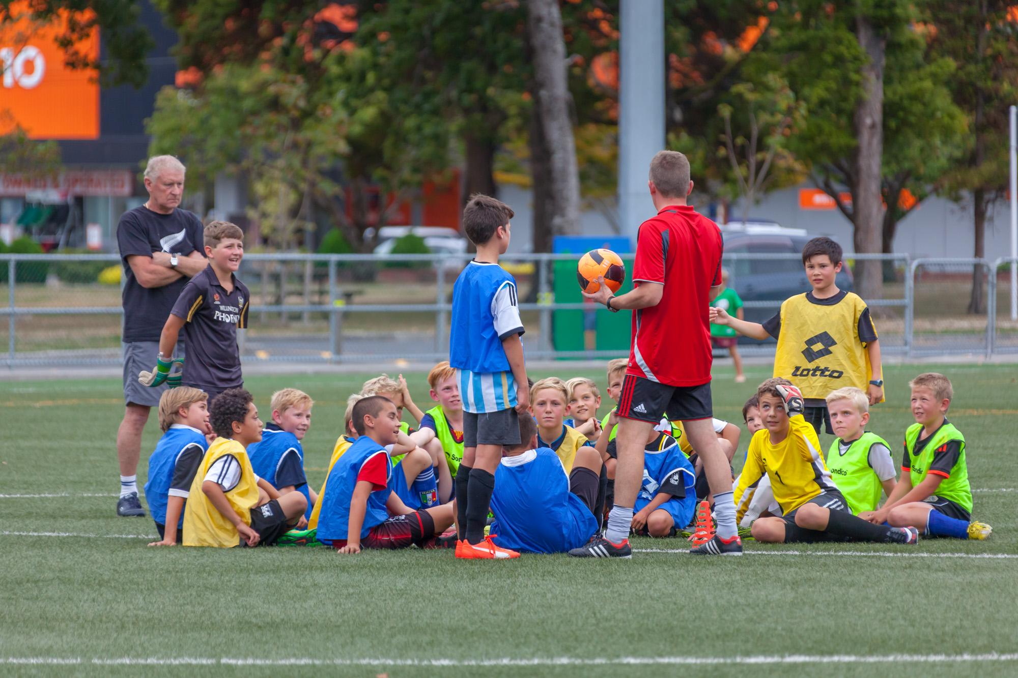 UHCC Soccer Coach 4493