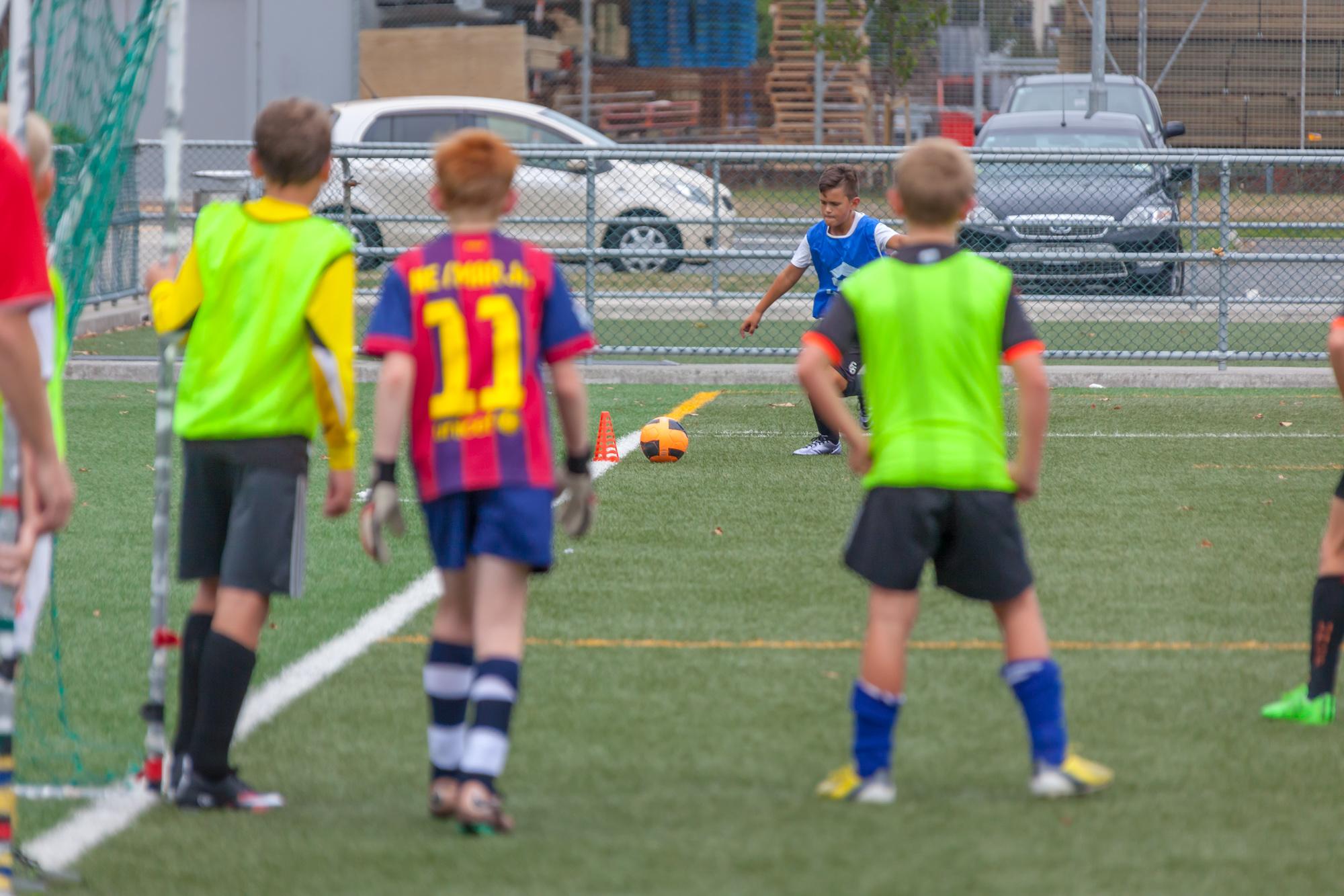 UHCC Soccer Coach 4517