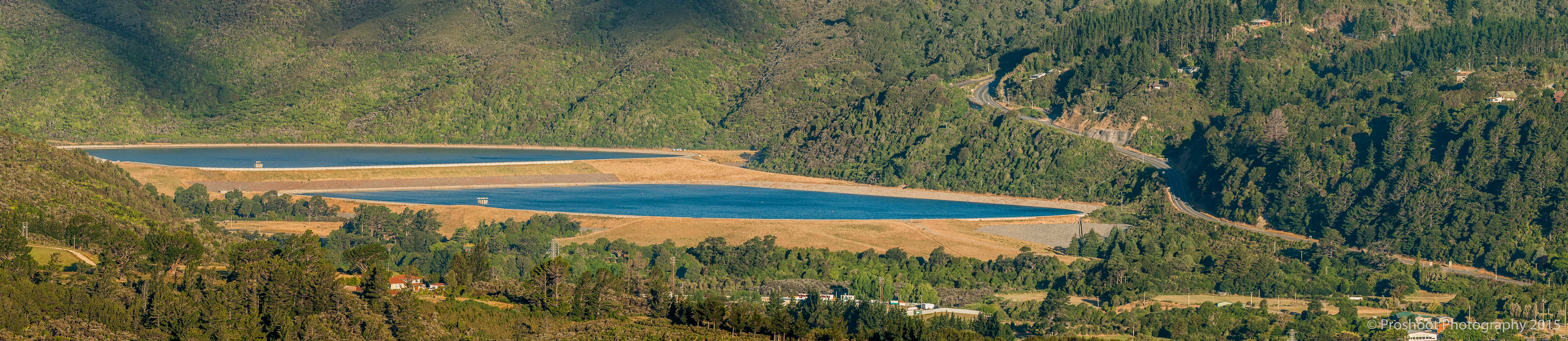 Upper Hutt's Twin Lakes 1554