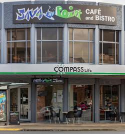 Steve, Java Point Cafe 3682