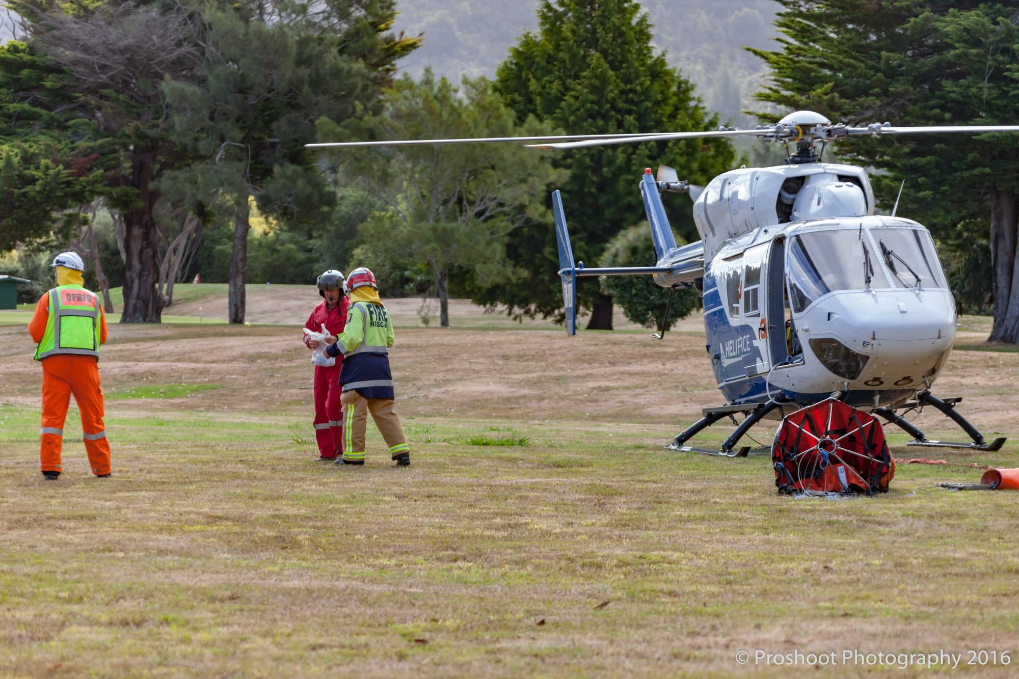 Te Marua Rural Fire 9360