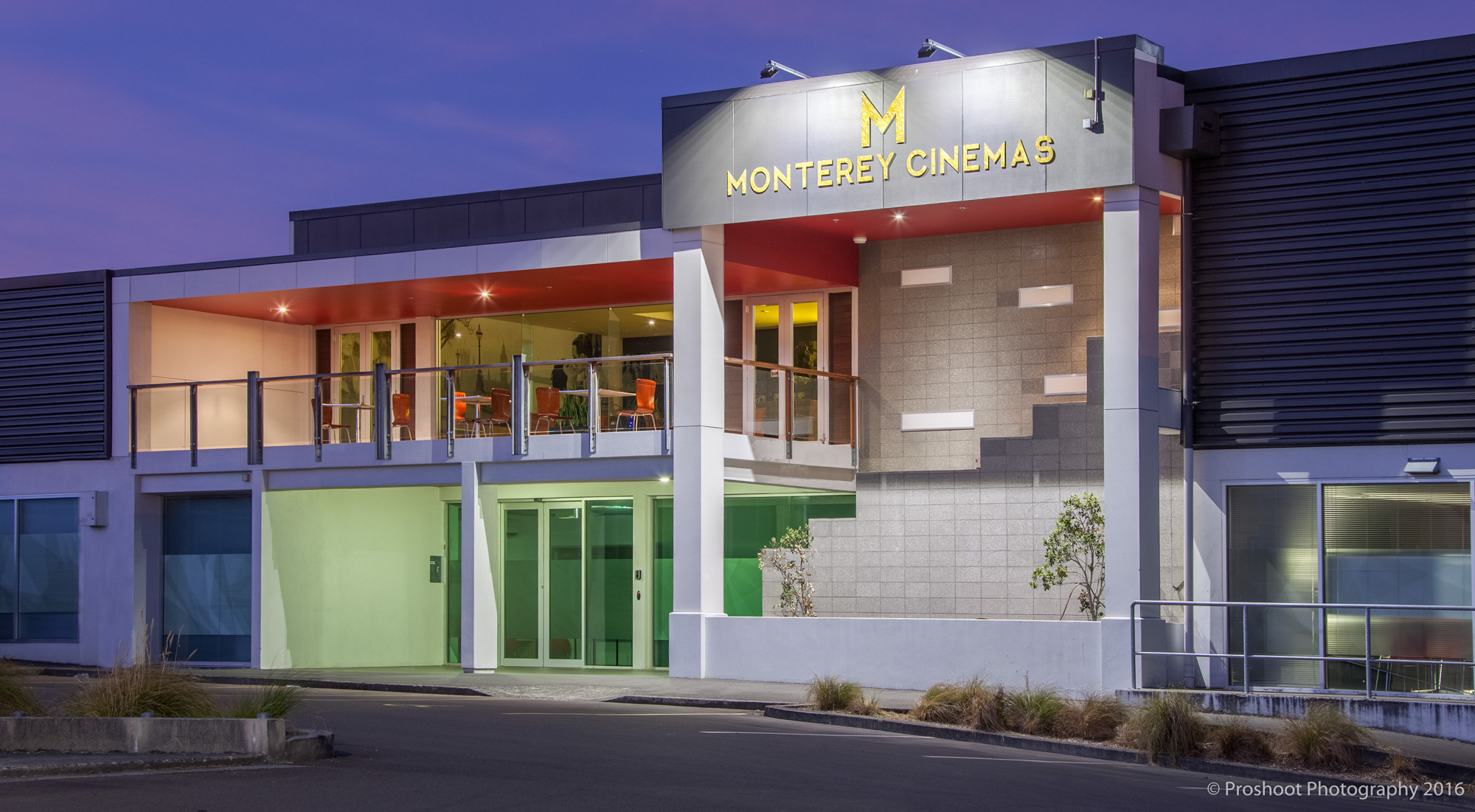Dzine Monteray Cinema Sunrise 4170