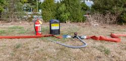 Te Marua Rural Fire 3229
