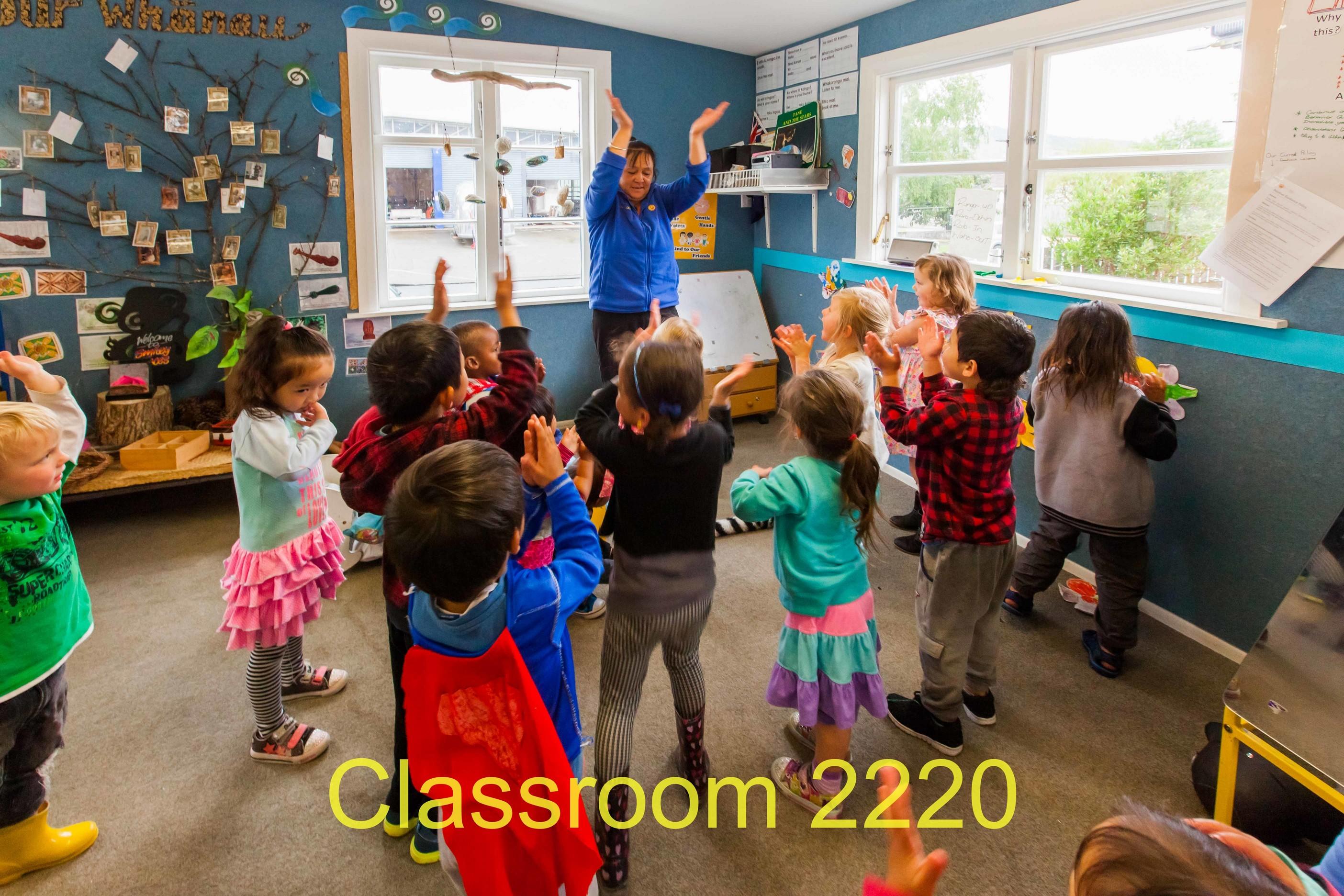 Classroom 2220