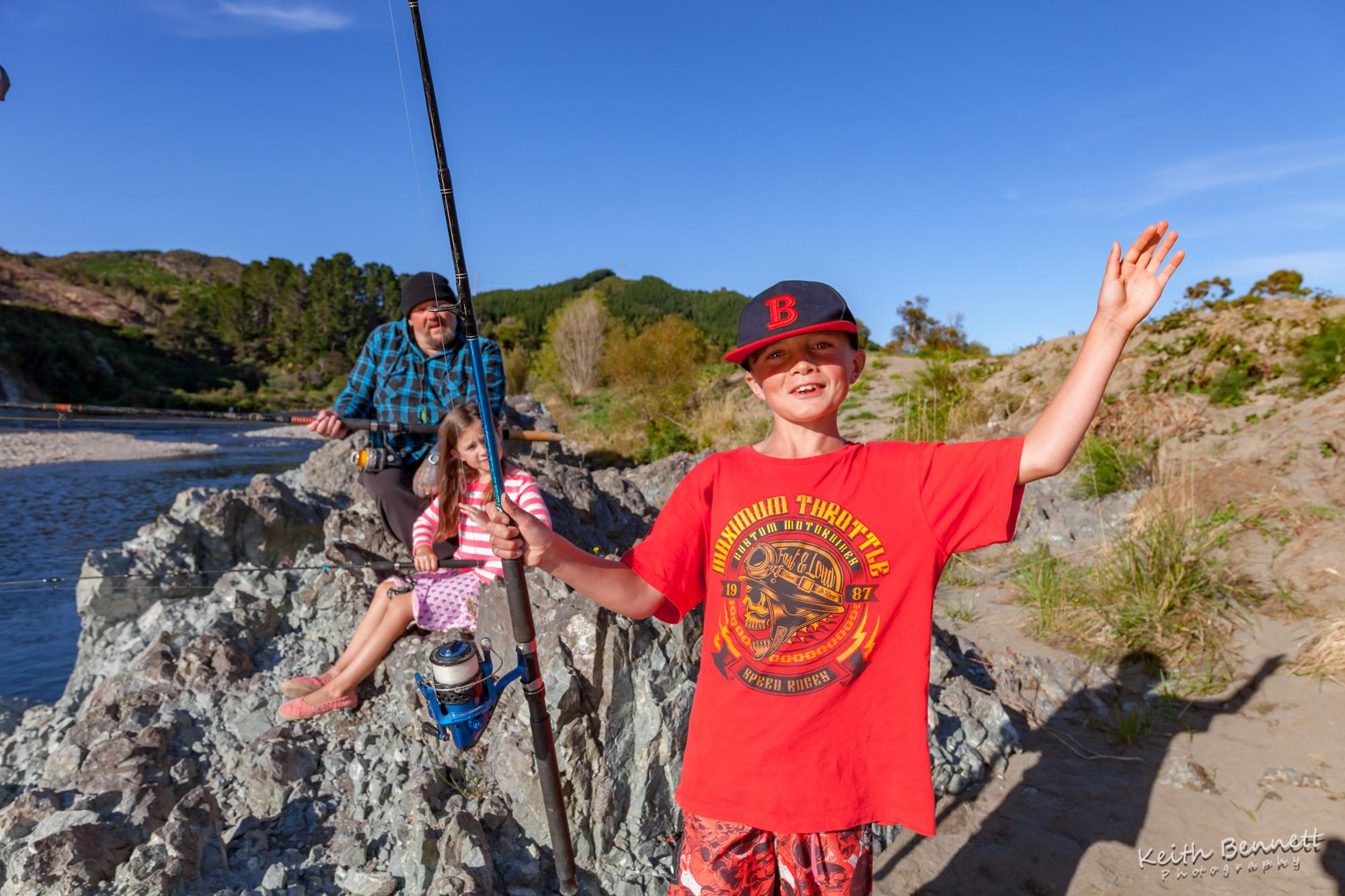 UHCC Whakatiki Fishing 9875