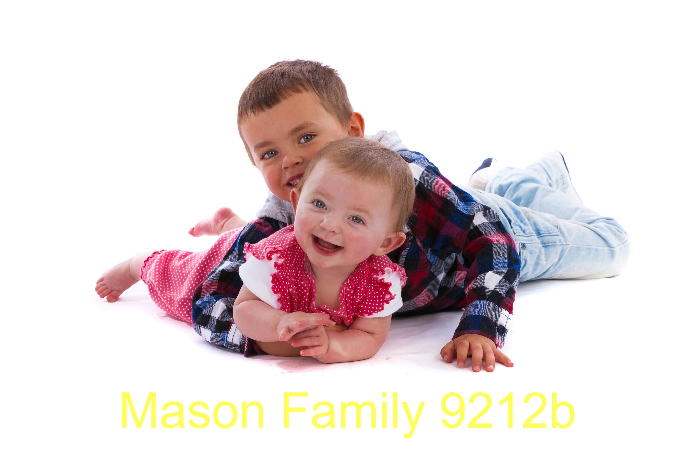 Mason Family 9212b