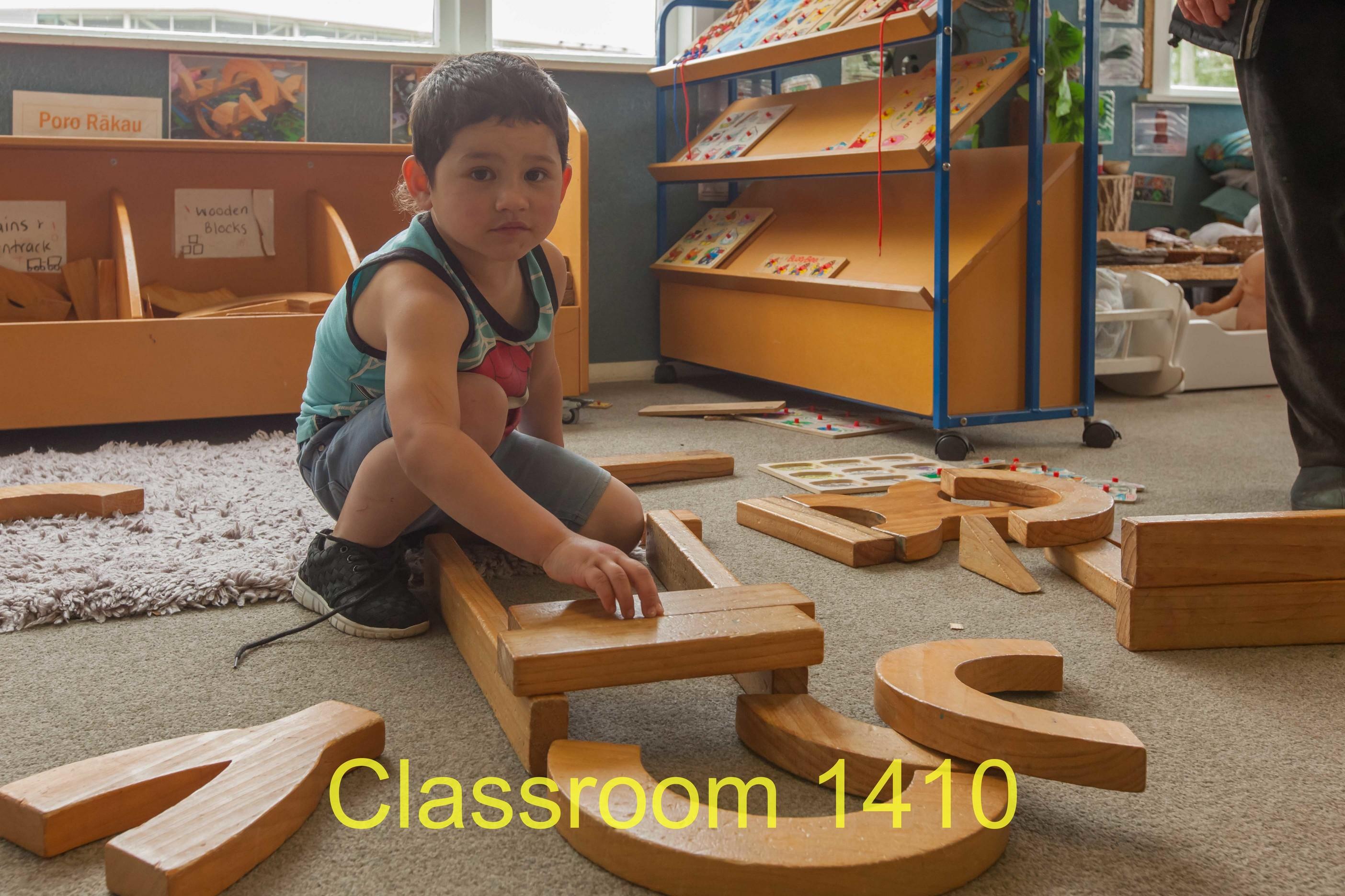 Classroom 1410