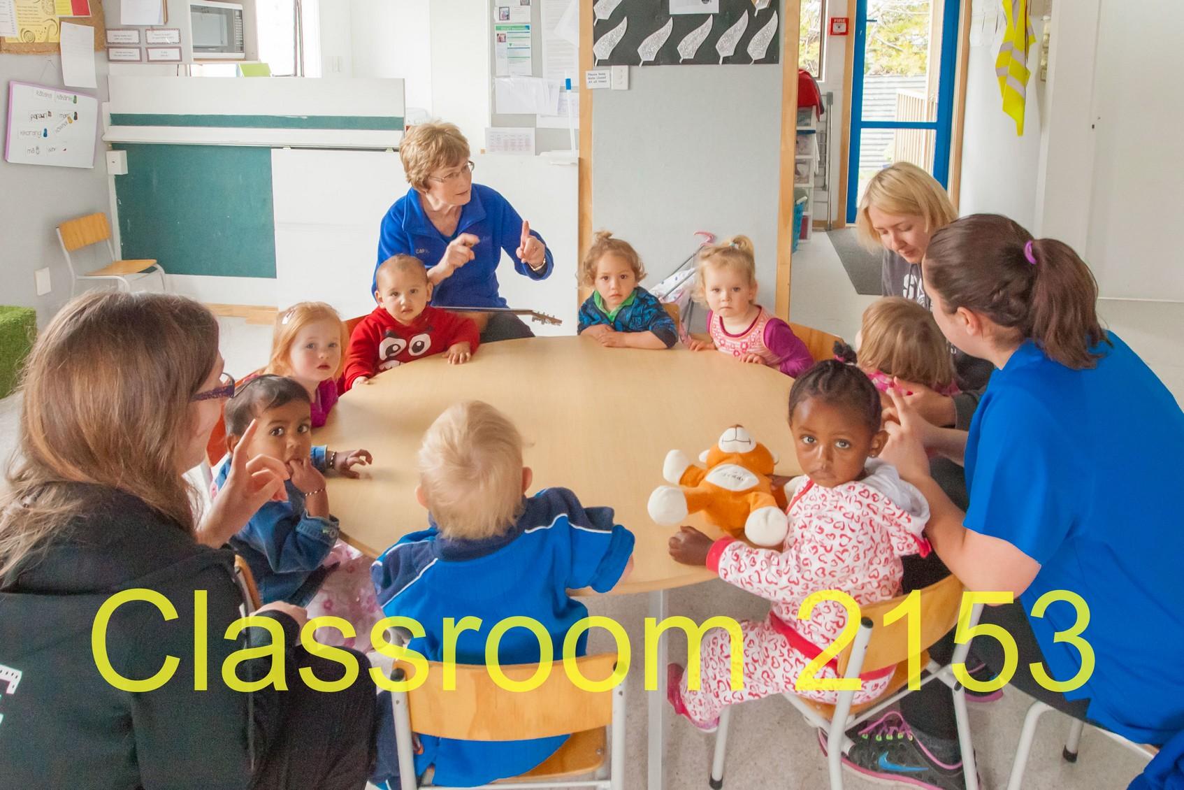 Classroom 2153