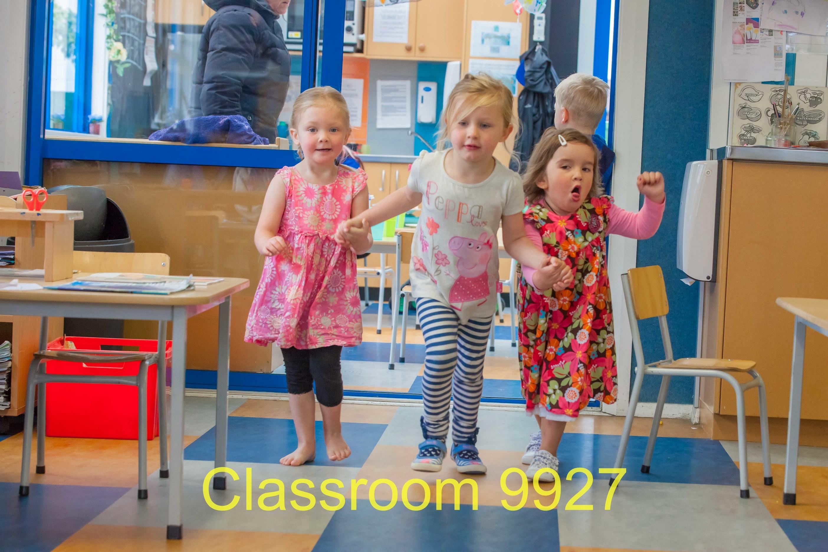 Classroom 9927