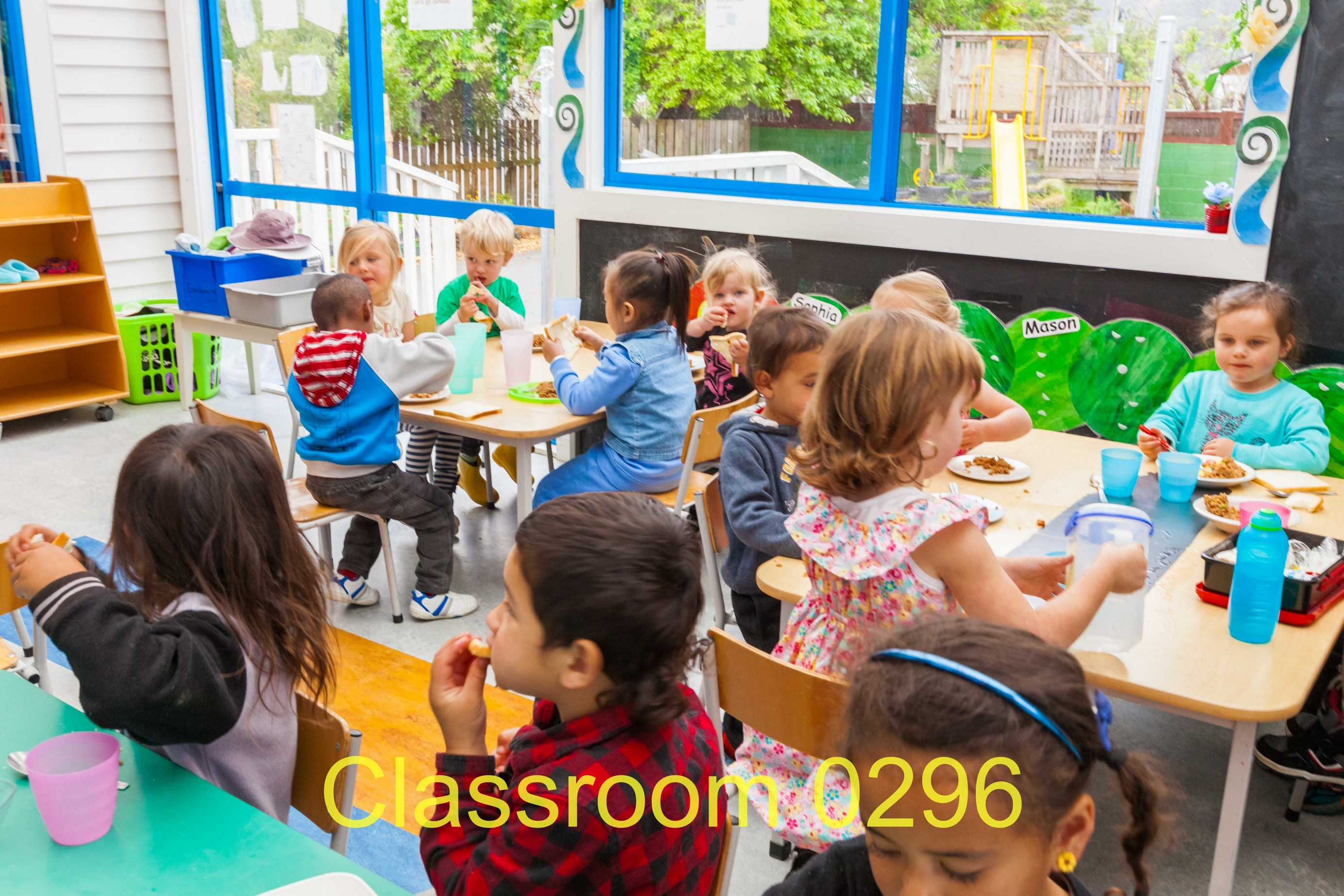 Classroom 0296