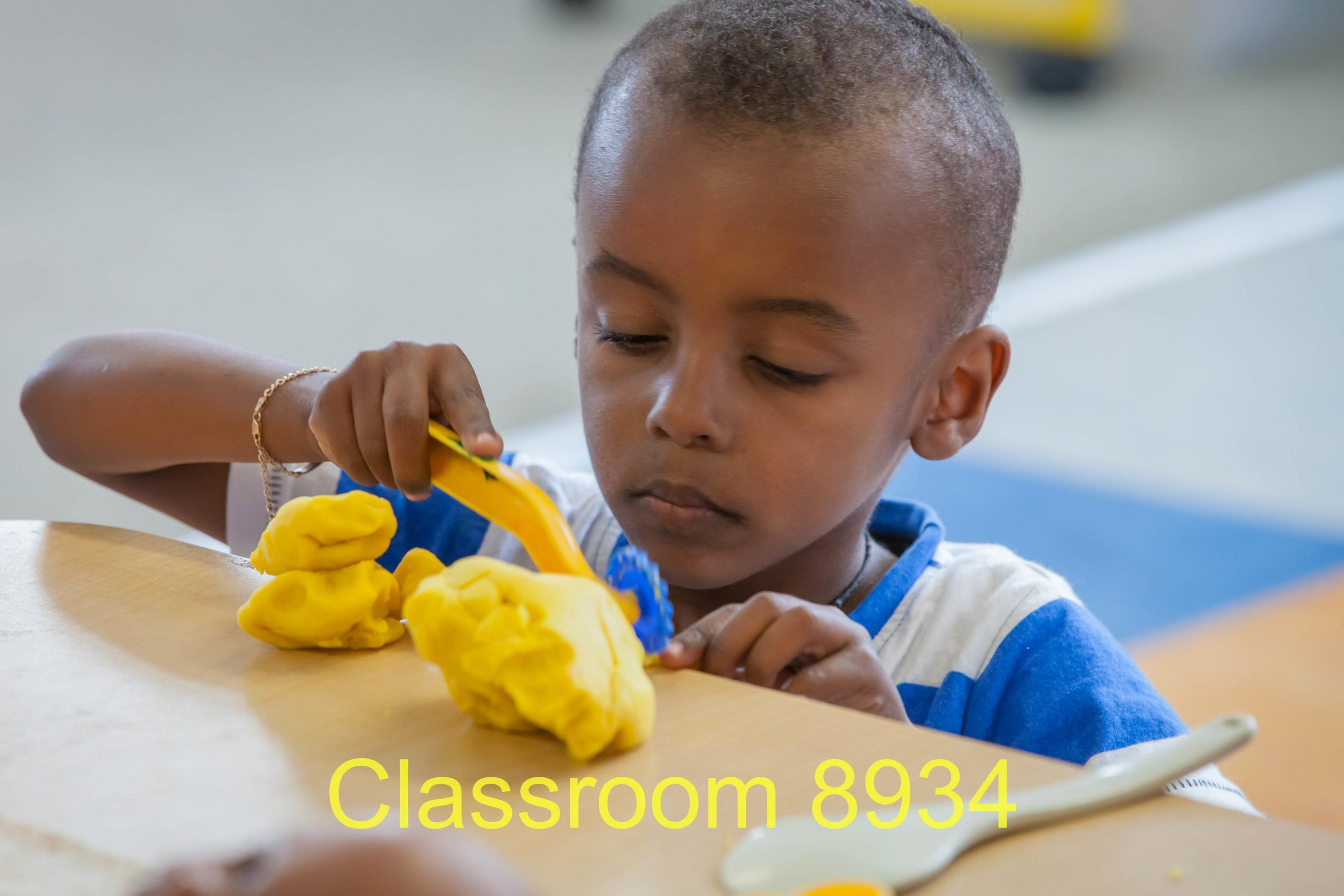 Classroom 8934