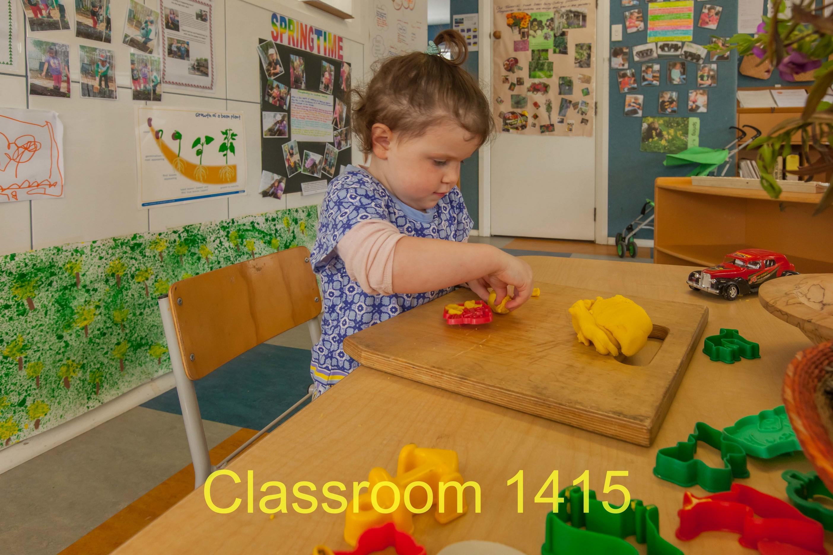 Classroom 1415