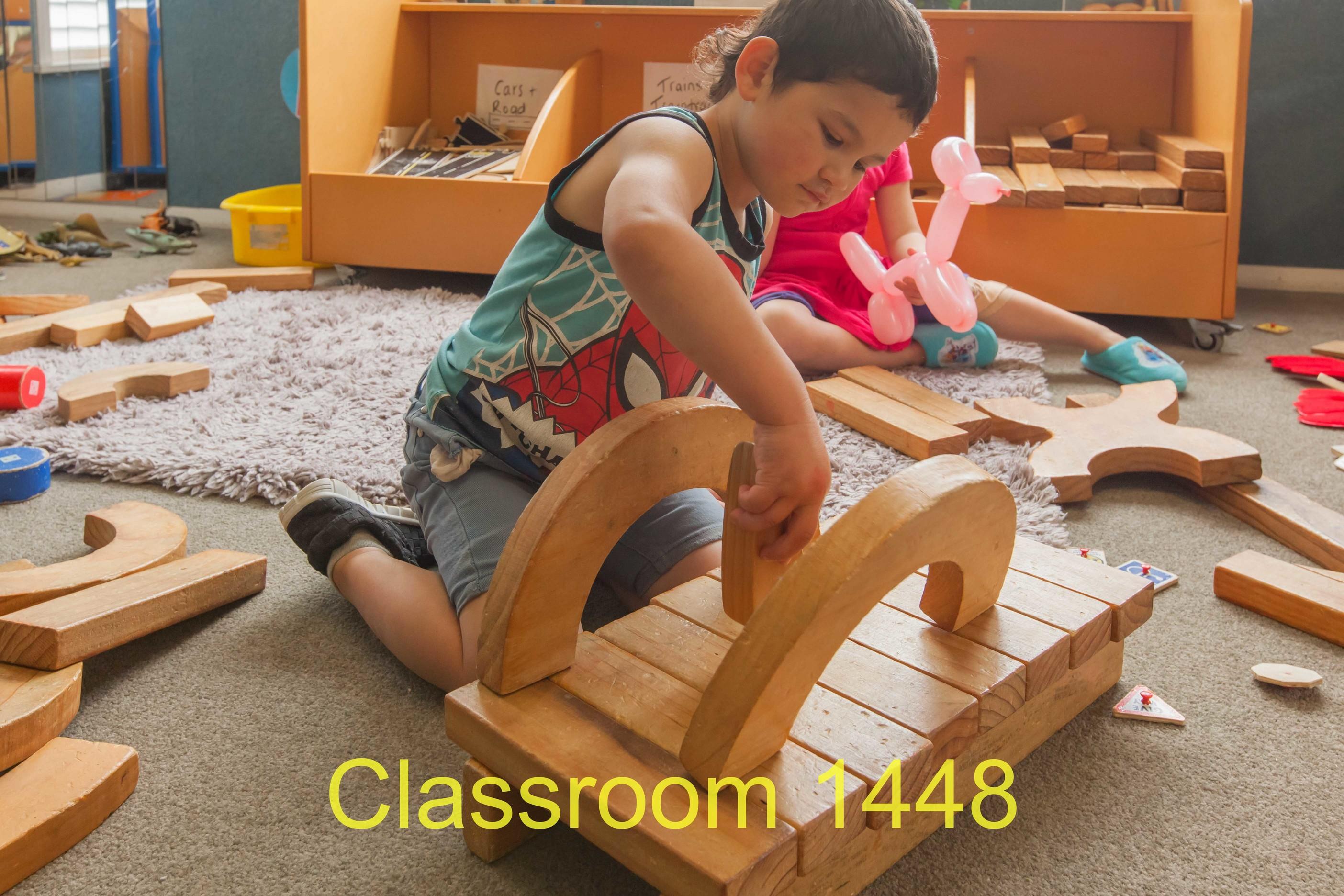 Classroom 1448