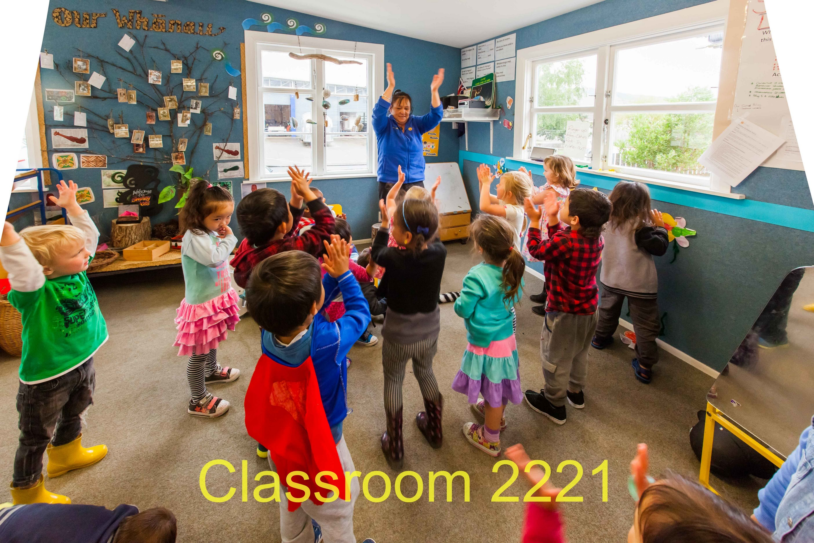 Classroom 2221