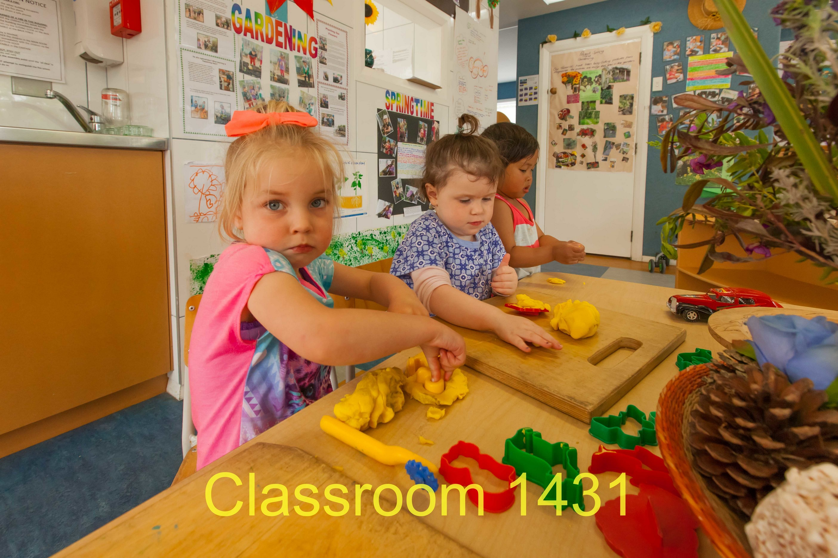 Classroom 1431