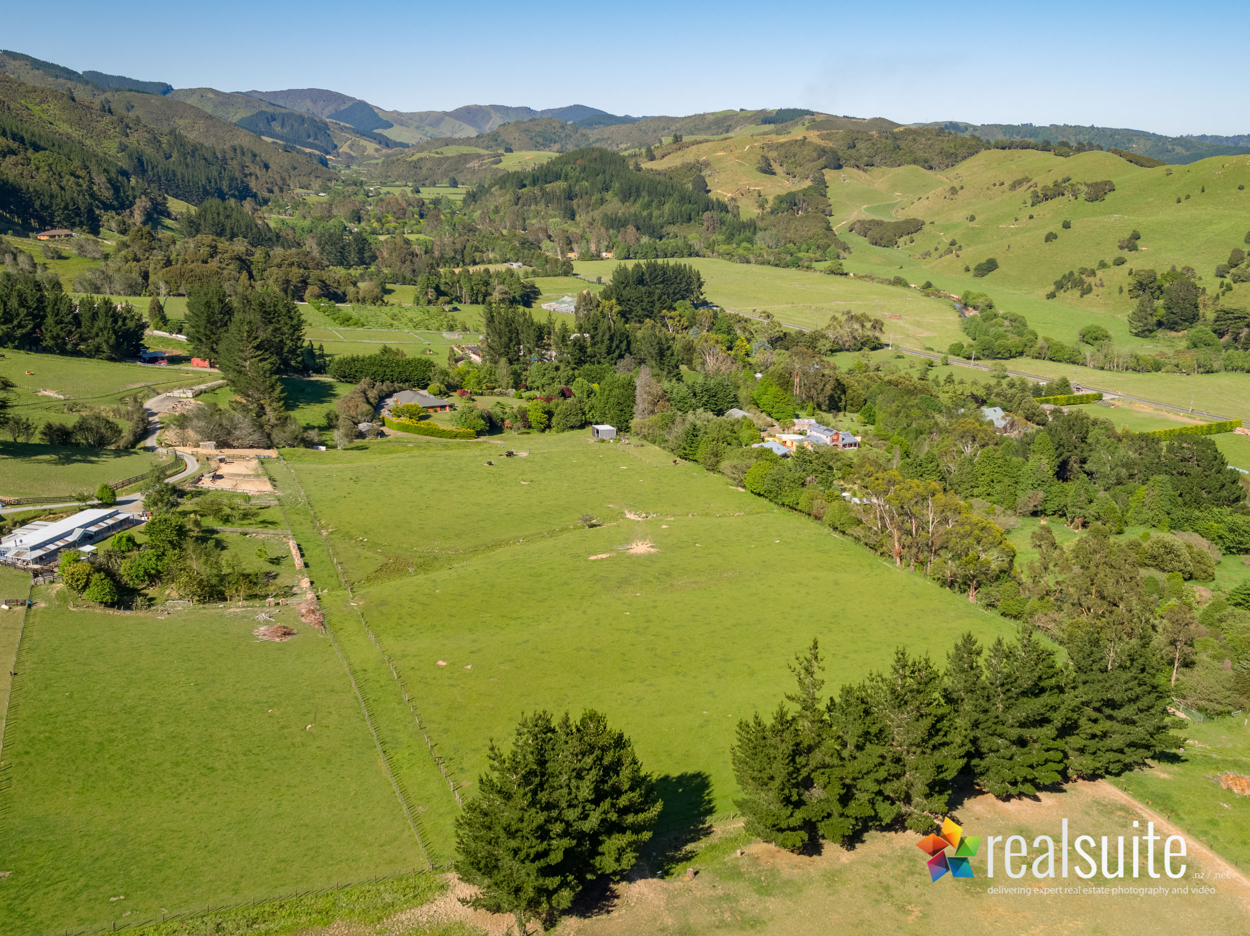 227B Whitemans Valley Road Aerial 0011