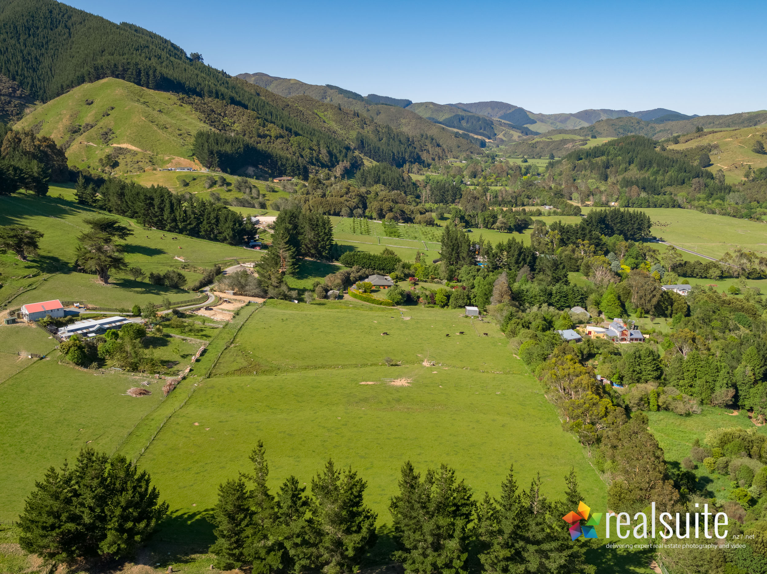 227B Whitemans Valley Road Aerial 0009