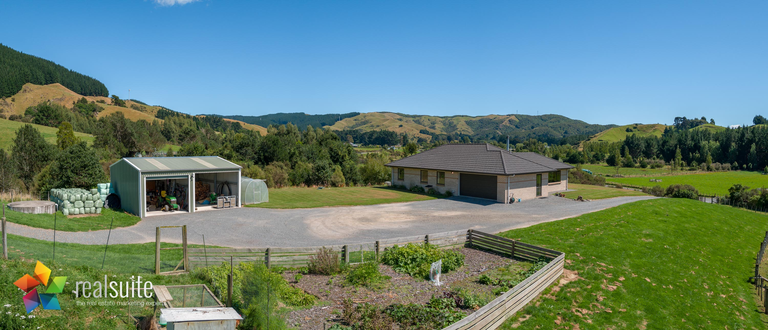 123e Johnsons Road, Whitemans Valley Aerial 0879-Pano