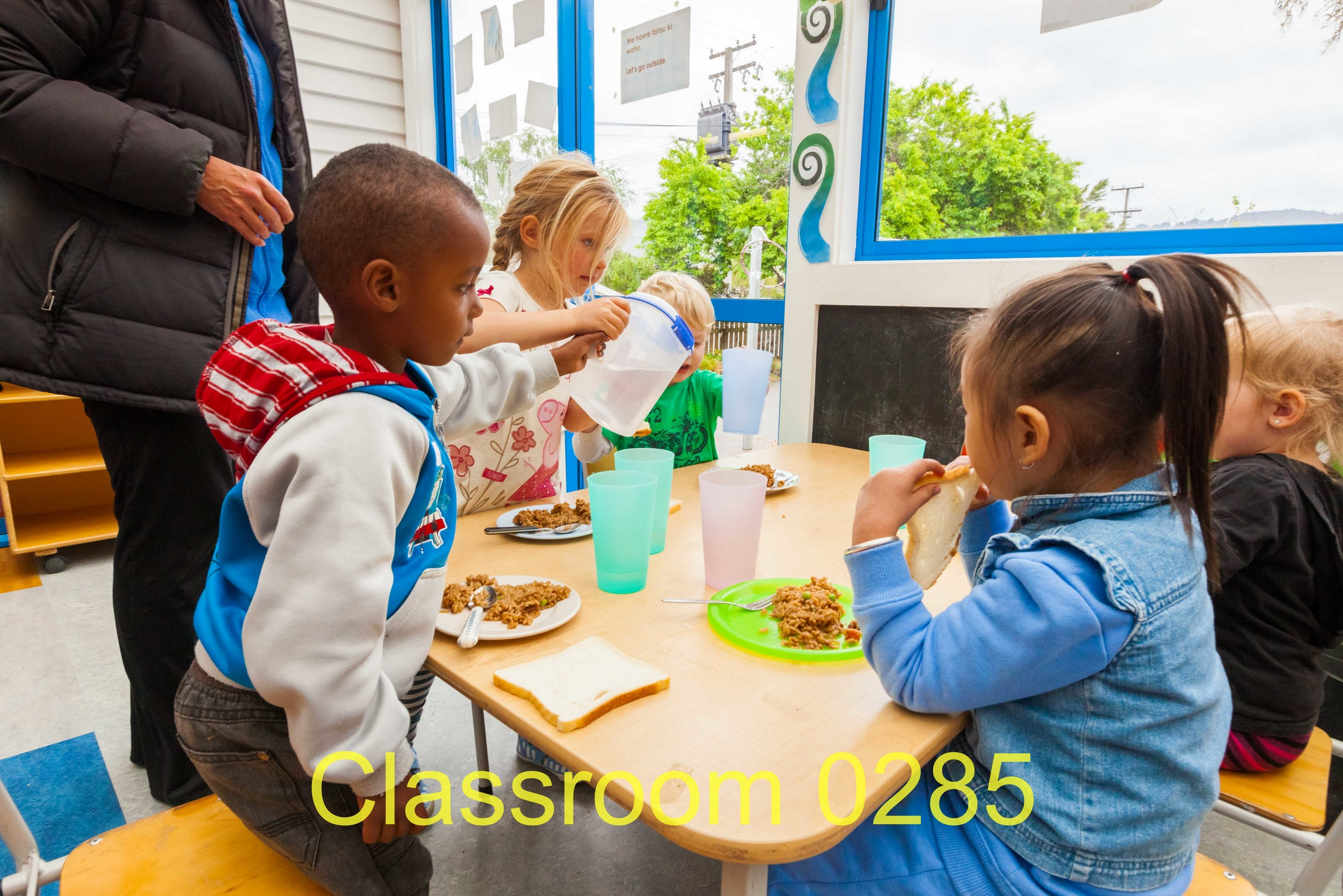 Classroom 0285
