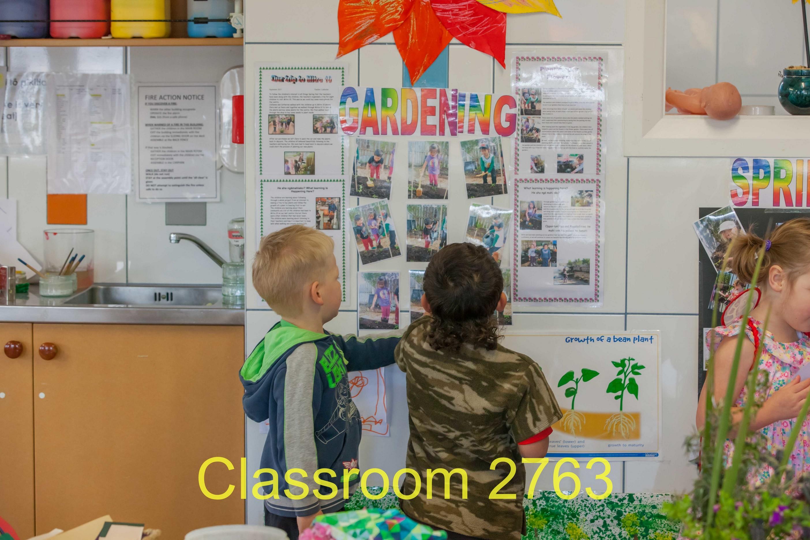 Classroom 2763