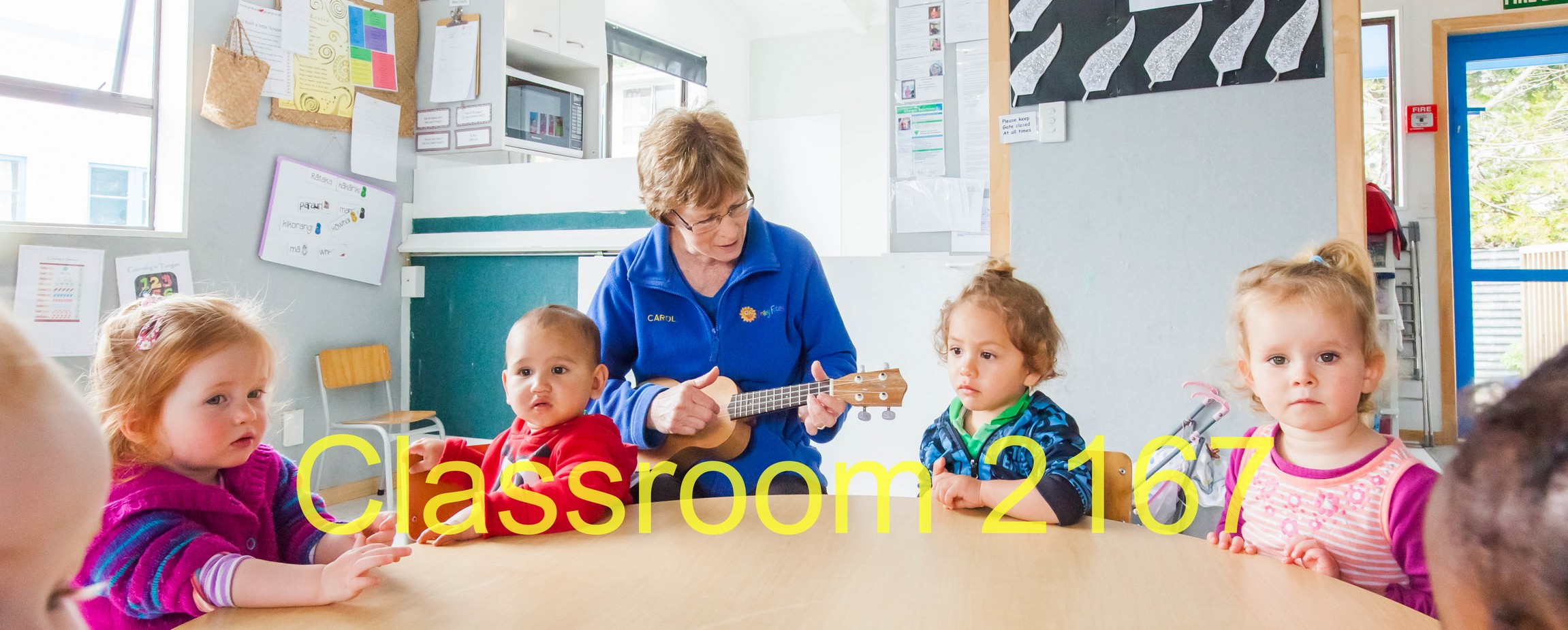 Classroom 2167