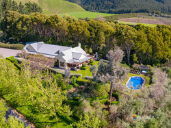 181 Settlement Road, Te Horo Aerial 0716