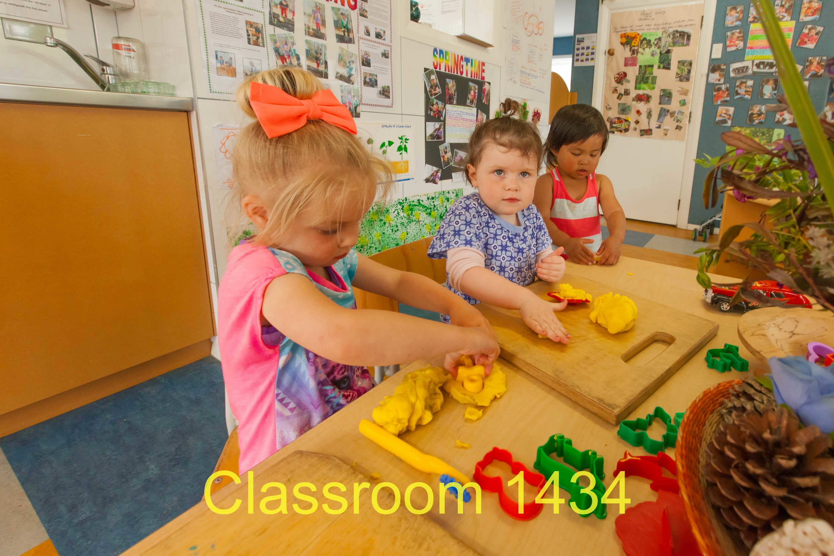 Classroom 1434