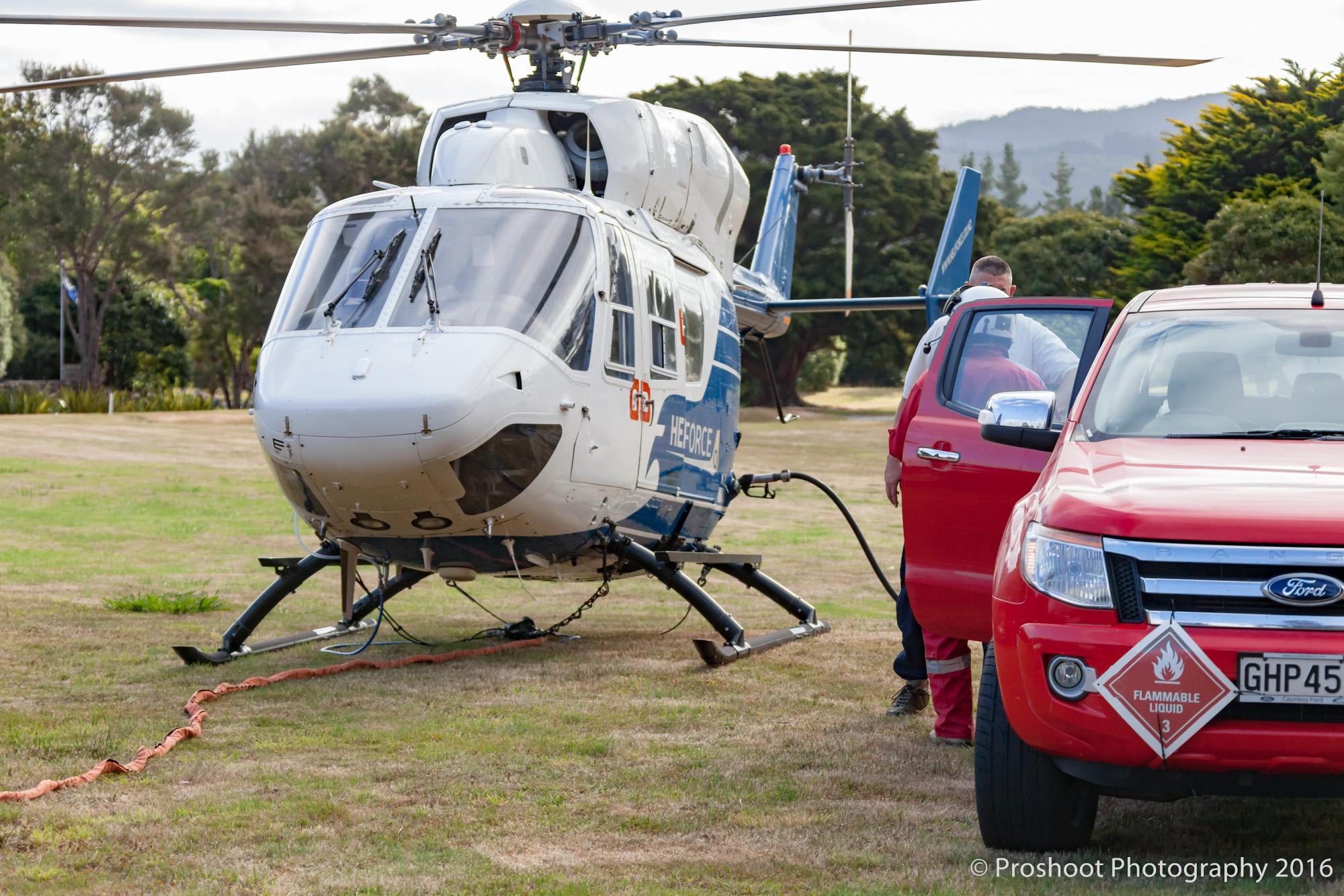 Te Marua Rural Fire 9371