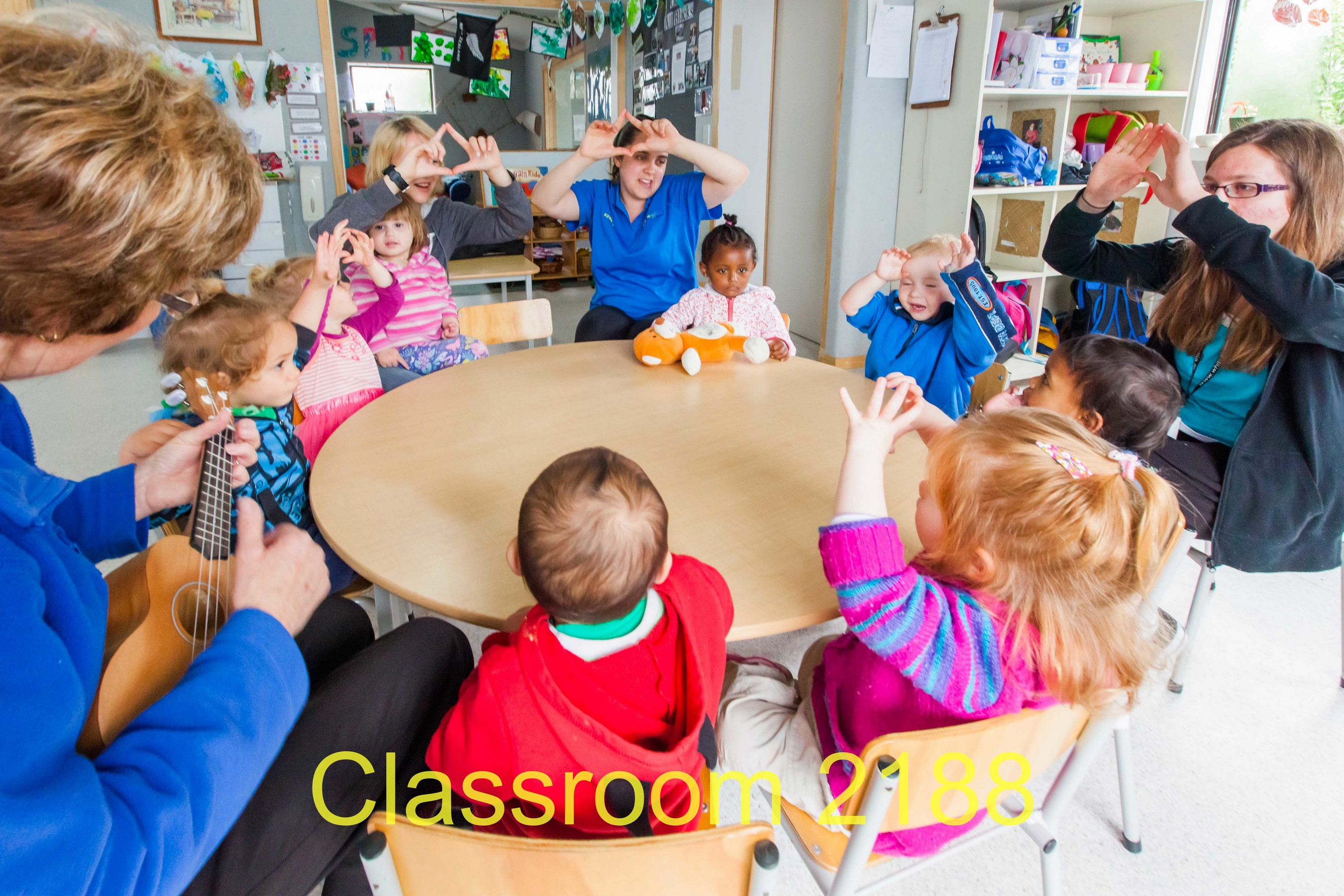 Classroom 2188