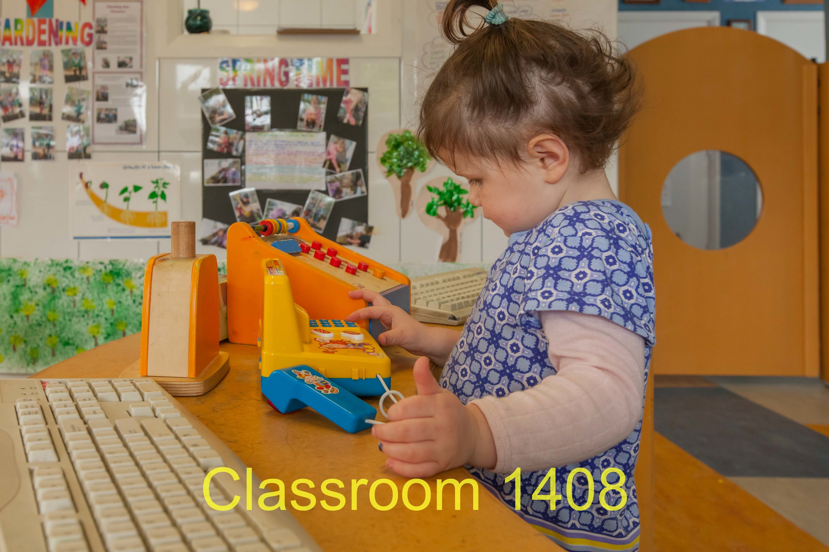 Classroom 1408
