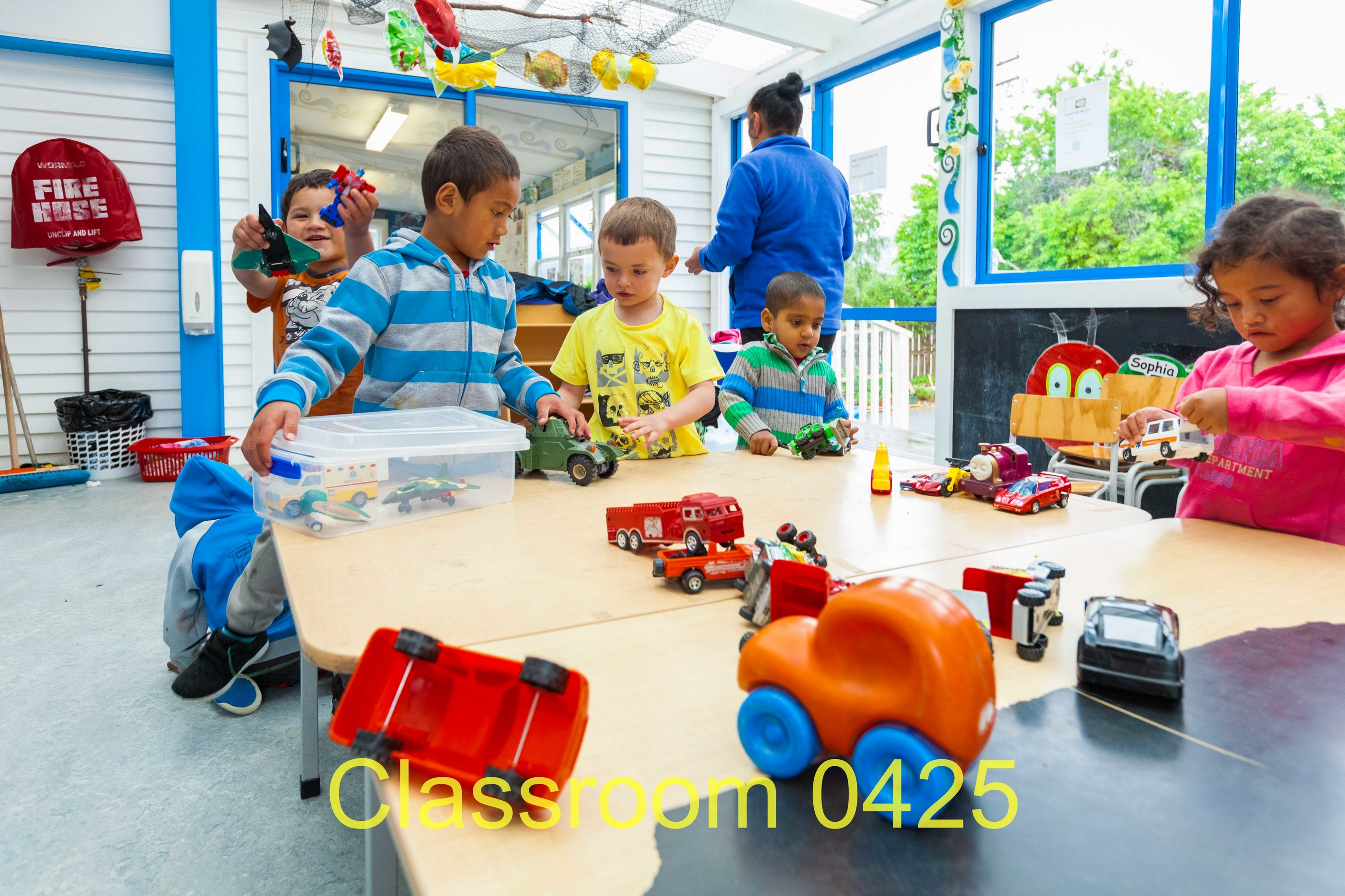 Classroom 0425