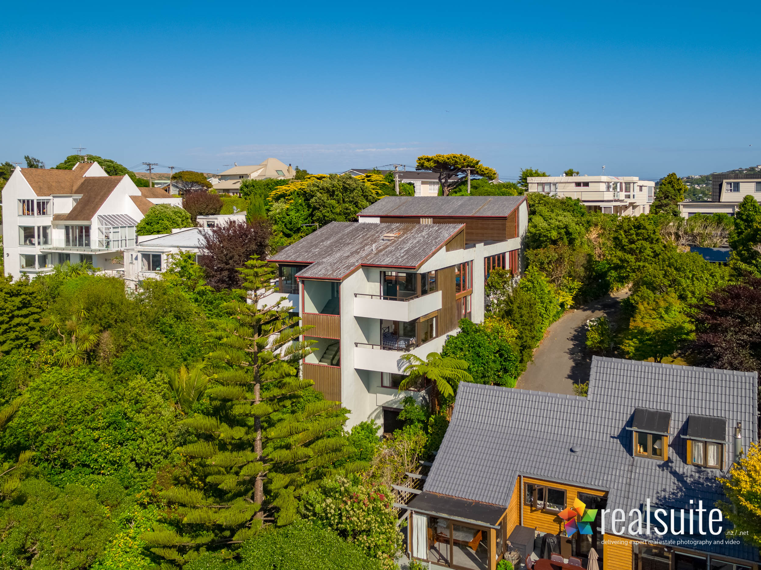 66 Seaview Road, Paremata, Aerial 0001