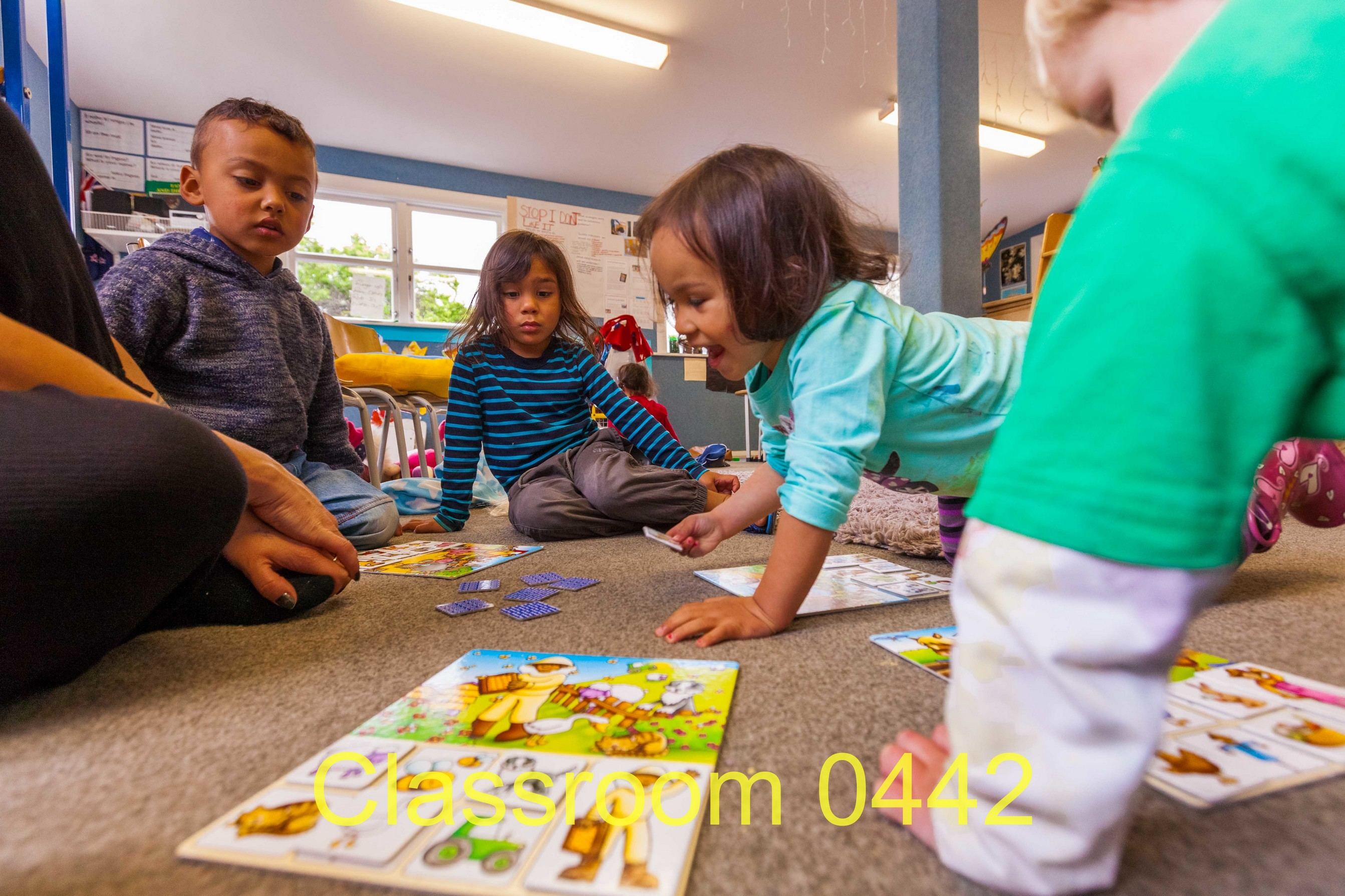 Classroom 0442