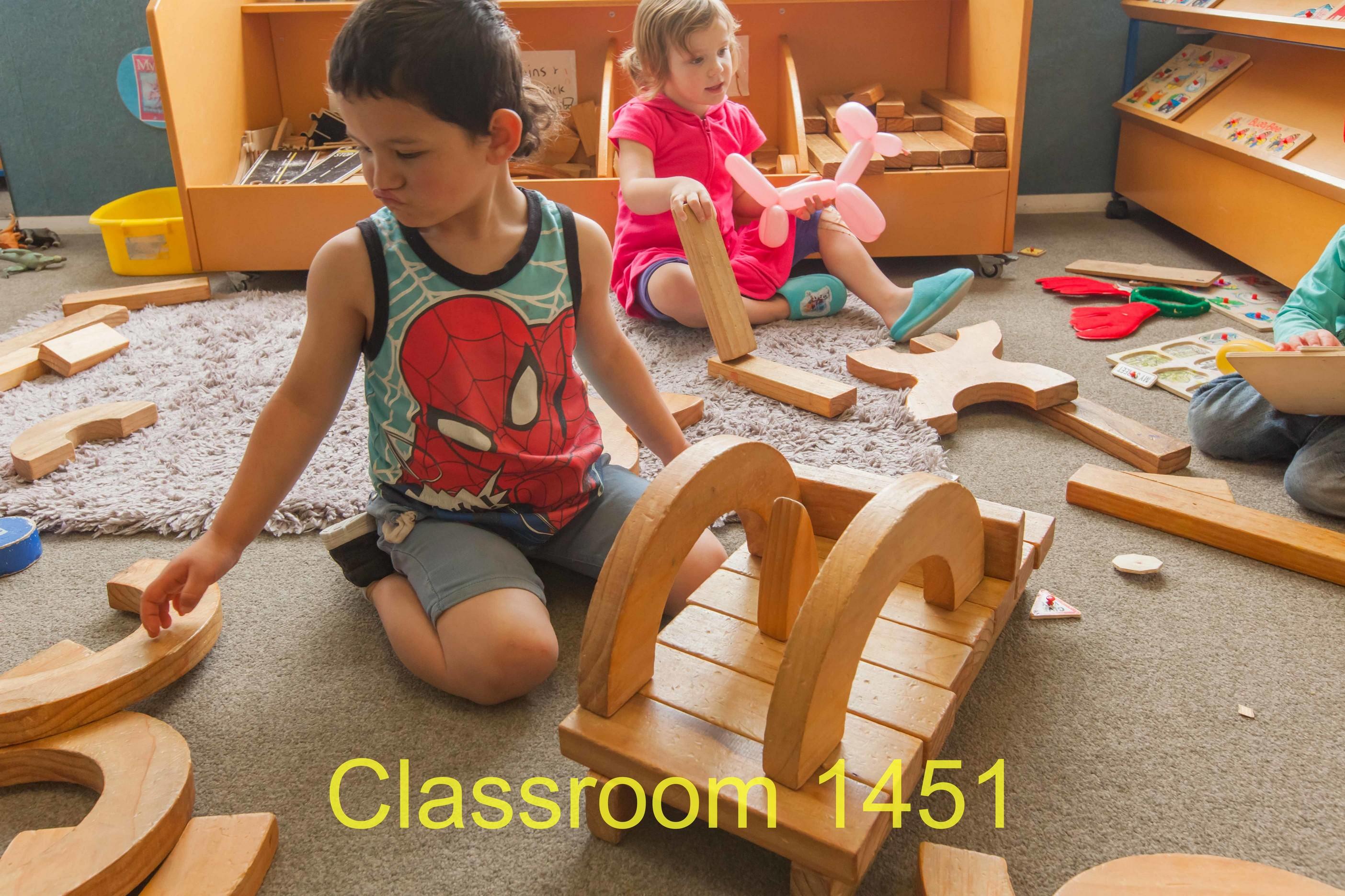 Classroom 1451