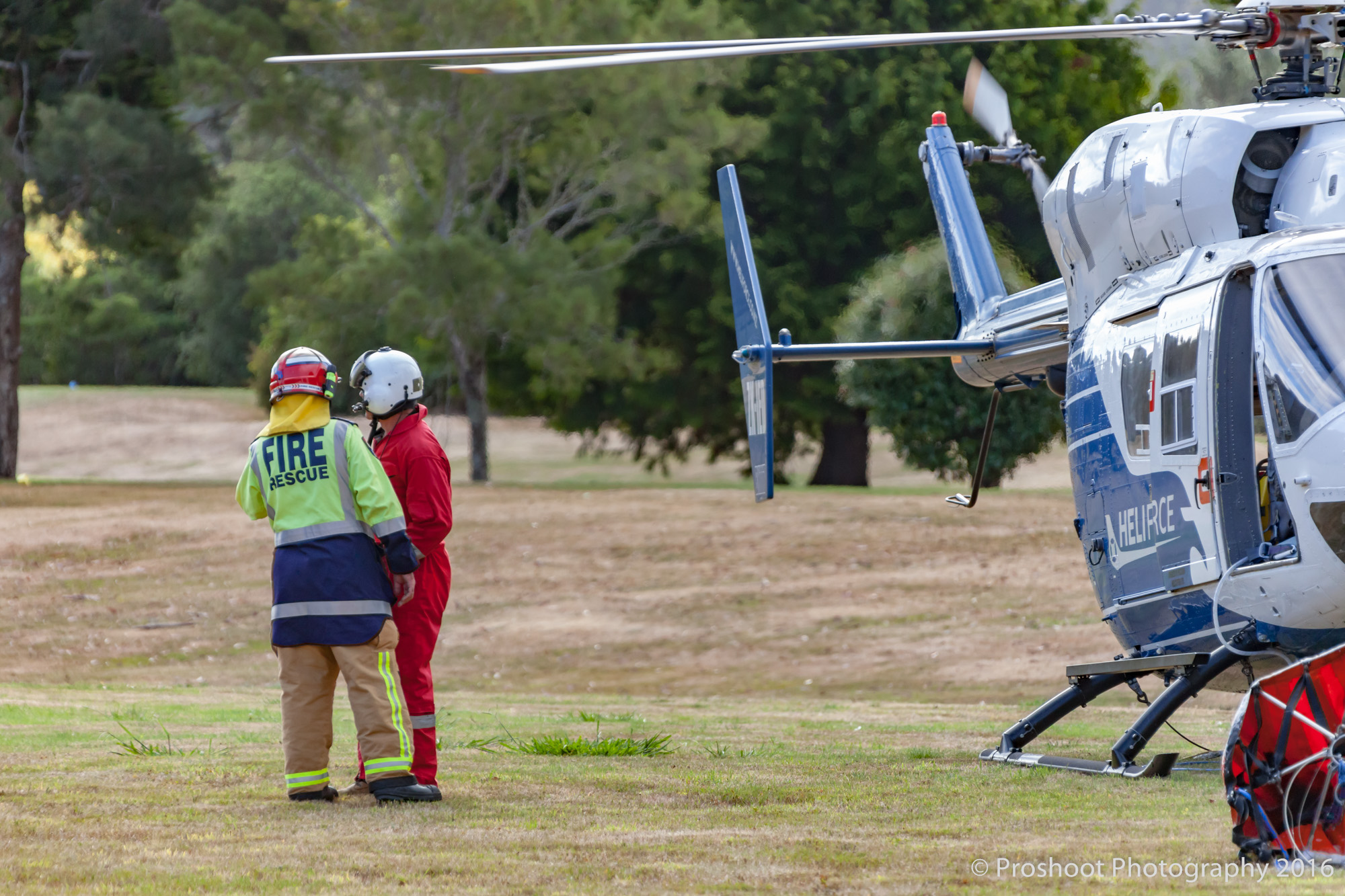 Te Marua Rural Fire 9359