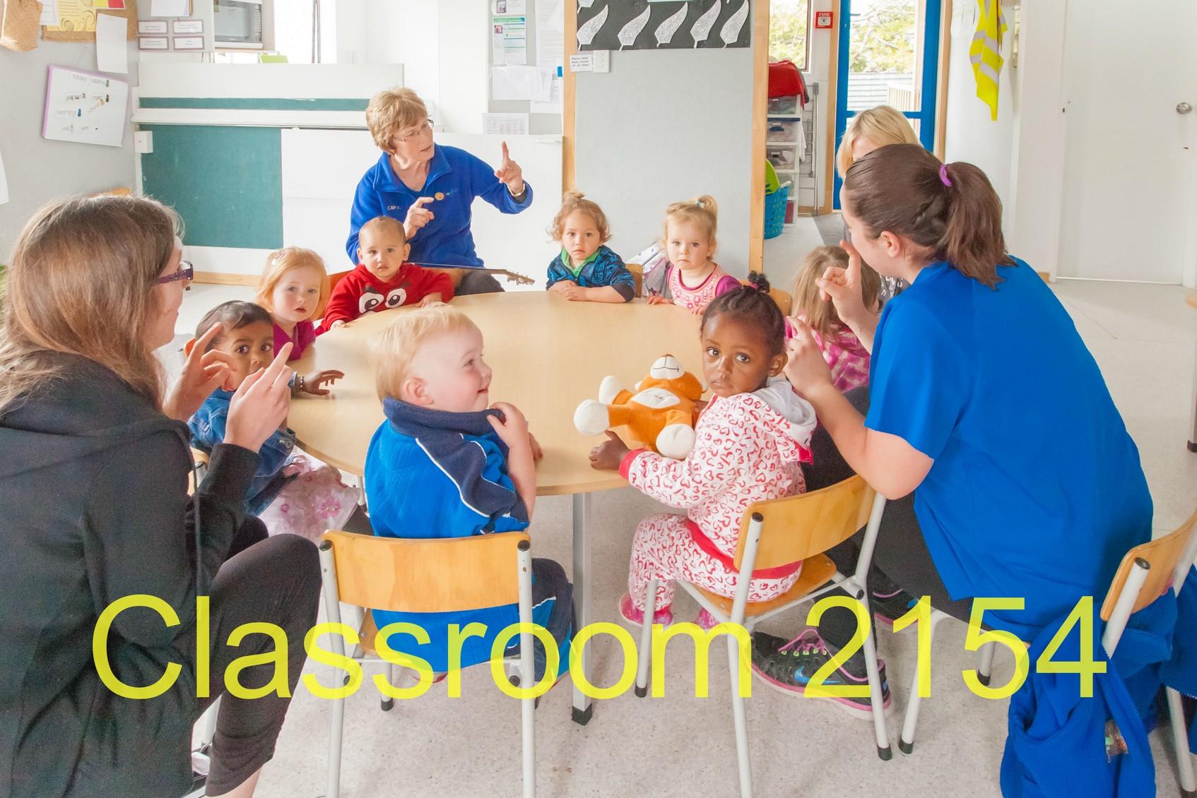 Classroom 2154