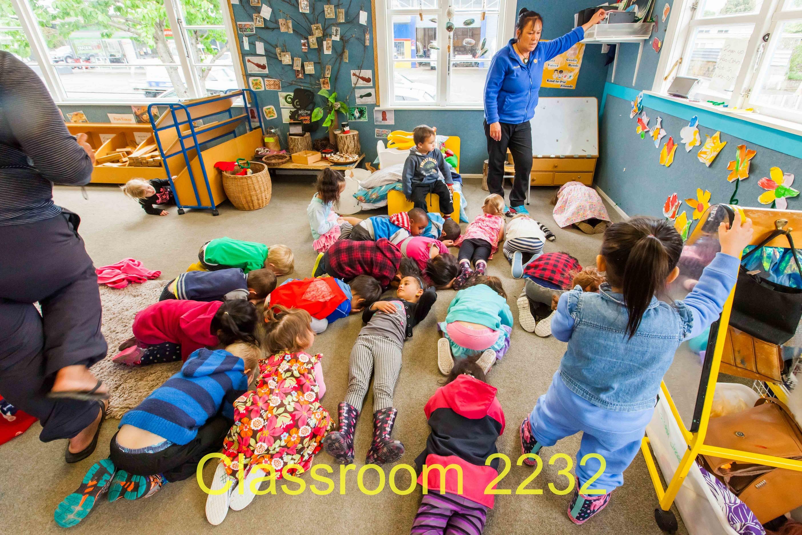 Classroom 2232