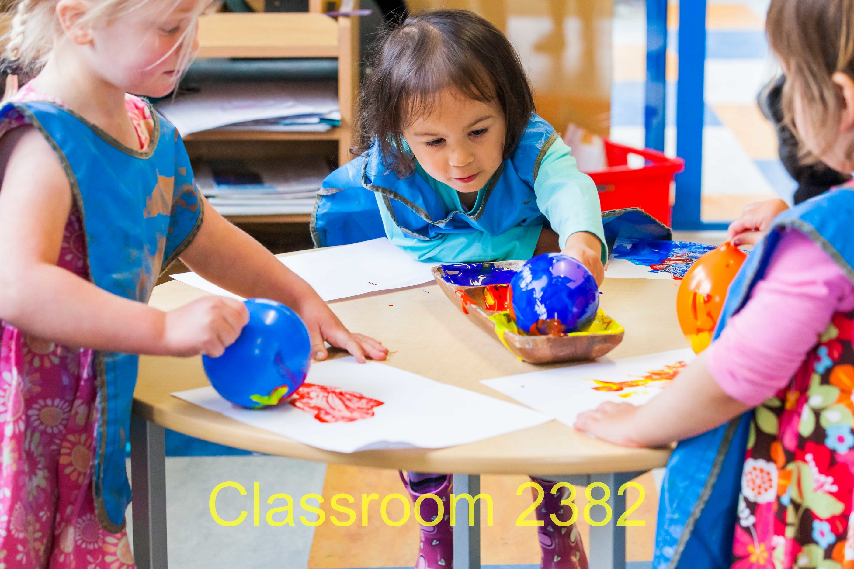 Classroom 2382