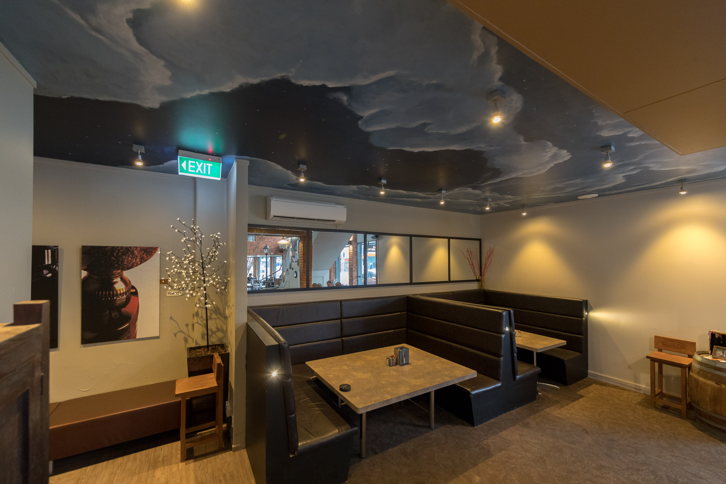 Java Point Cloud Ceiling