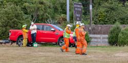 Te Marua Rural Fire 9495